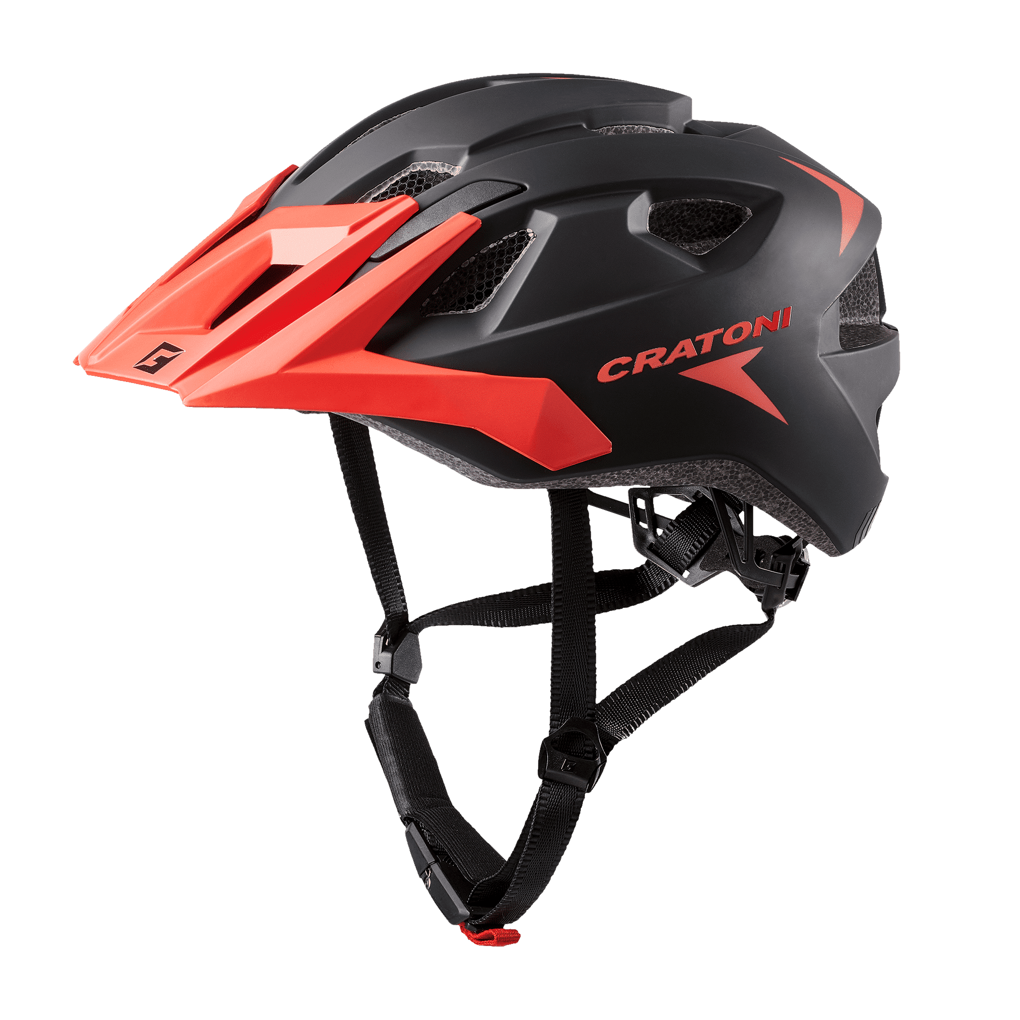 Allride Black-Red Matt