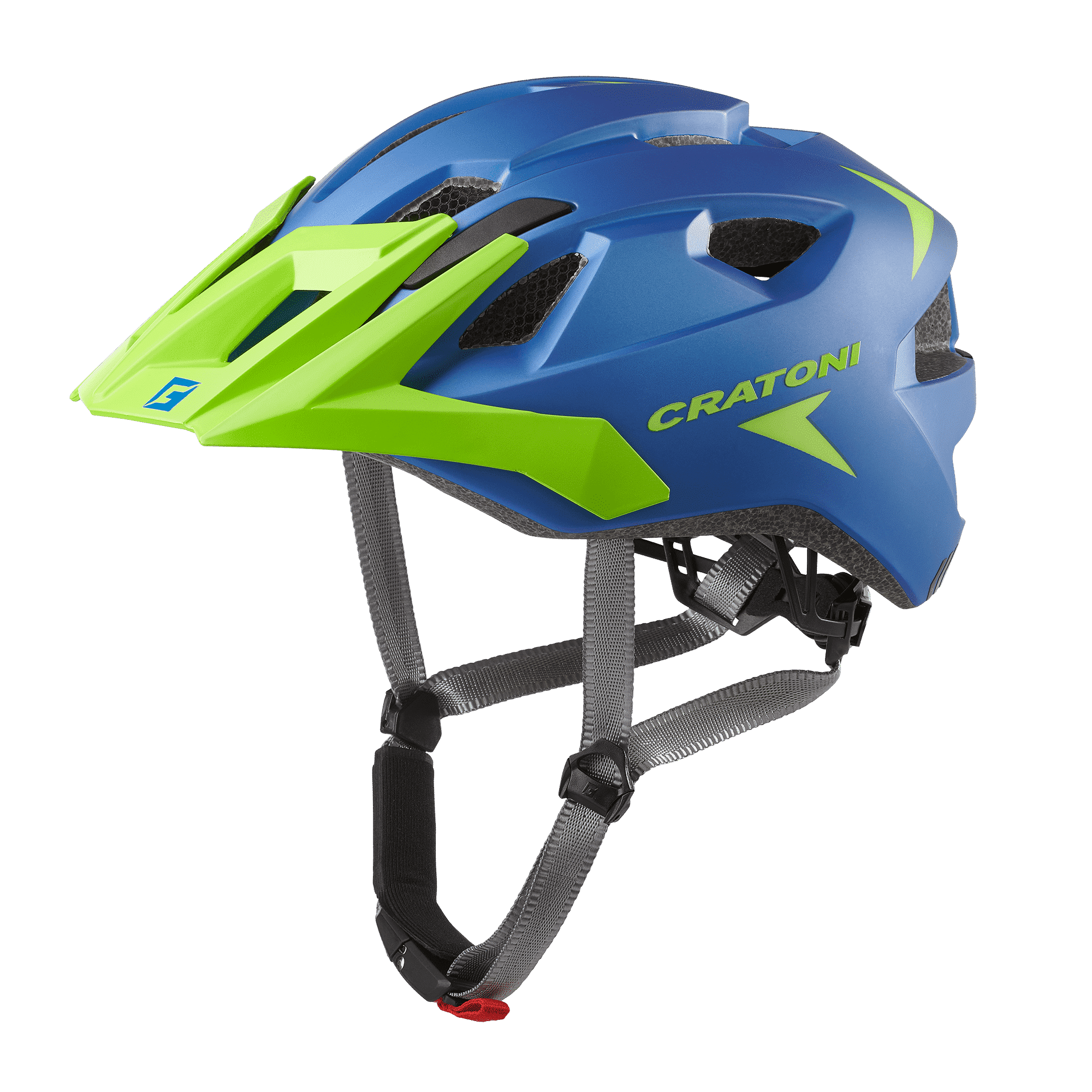 Allride Blue-Lime Matt