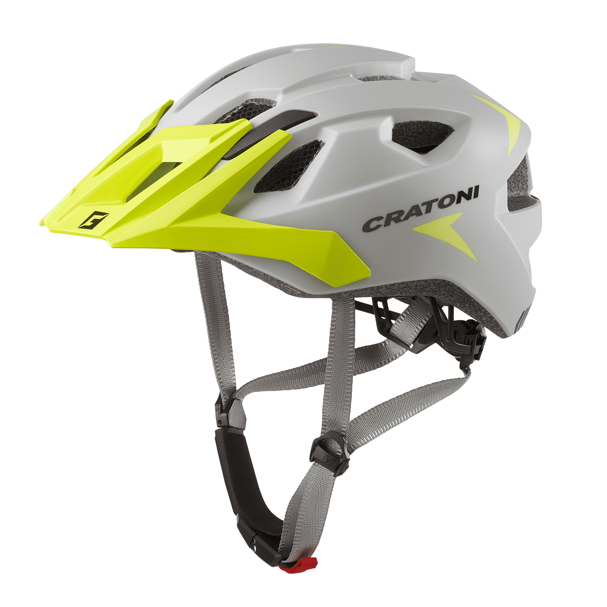 Allride Grey-Lime Matt