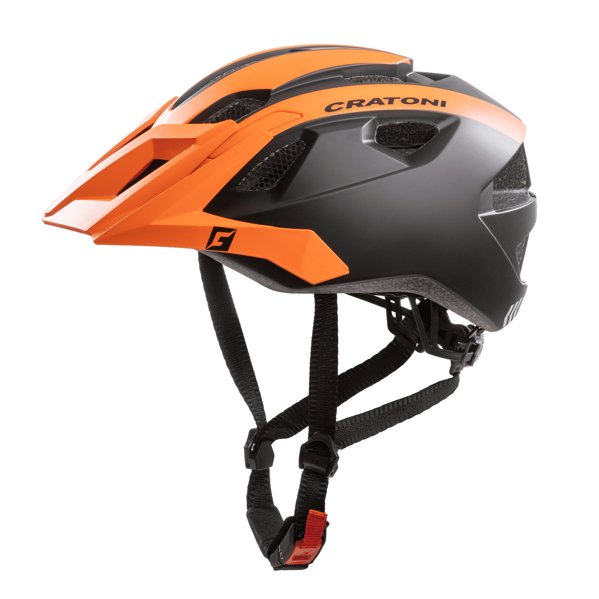 Allride Orange-Black Matt