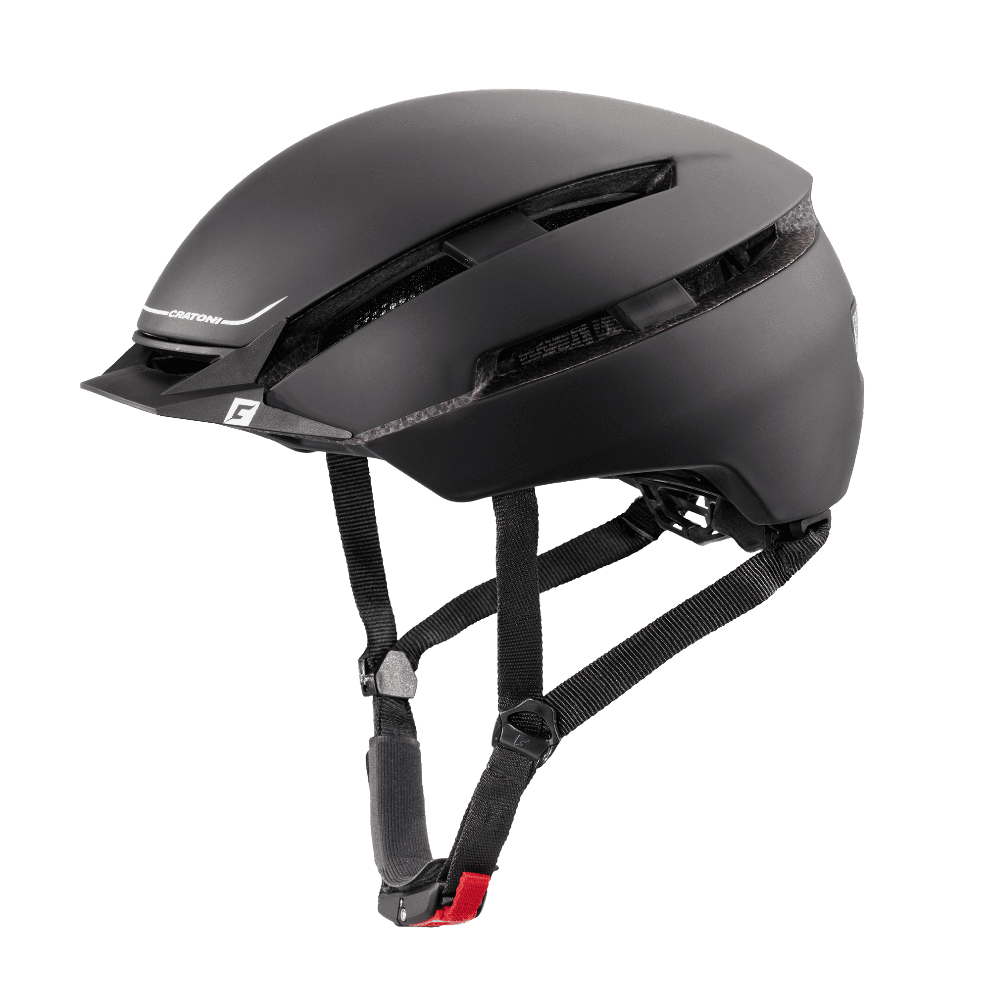 C-Loom Black-White Rubber