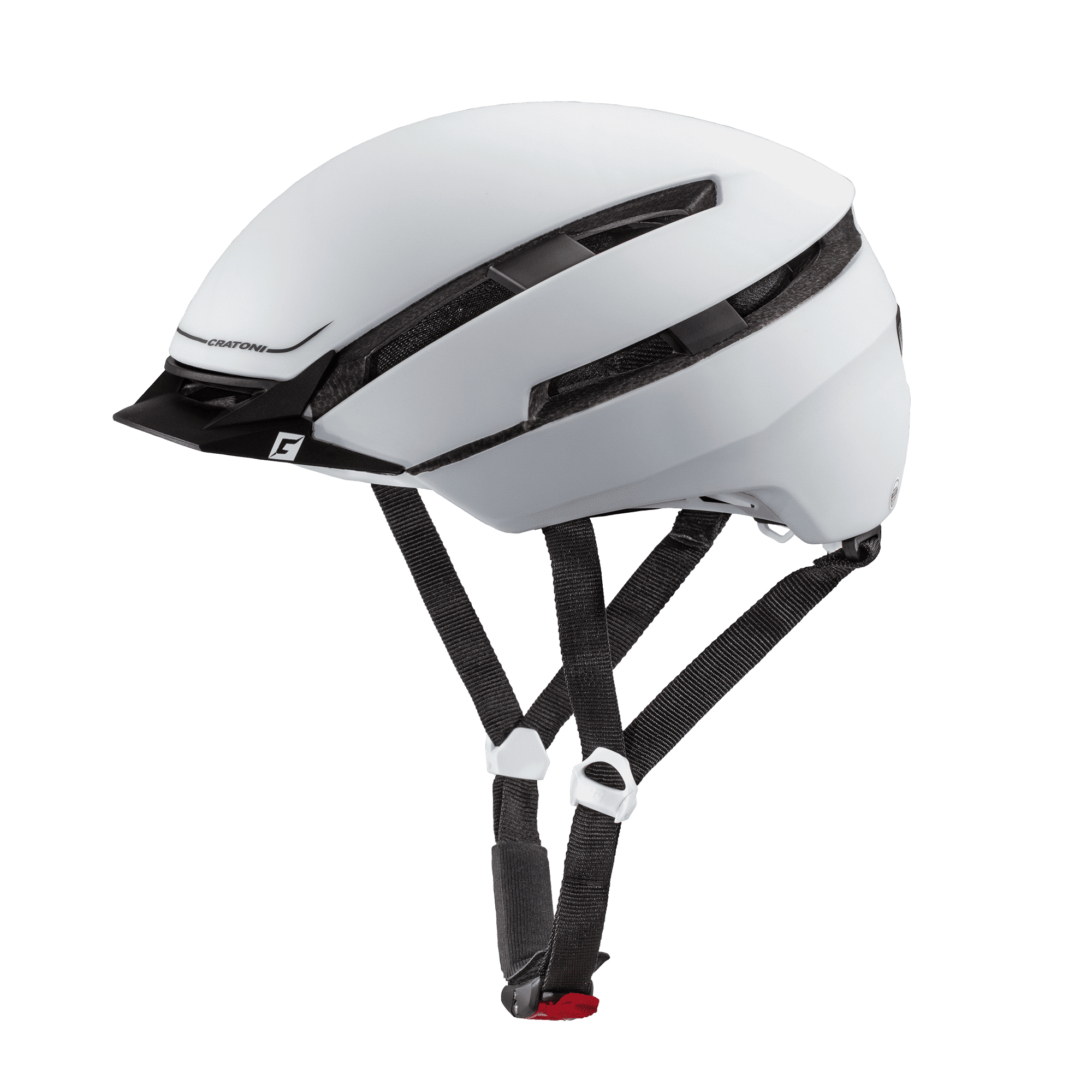 C-Loom White-Black Rubber