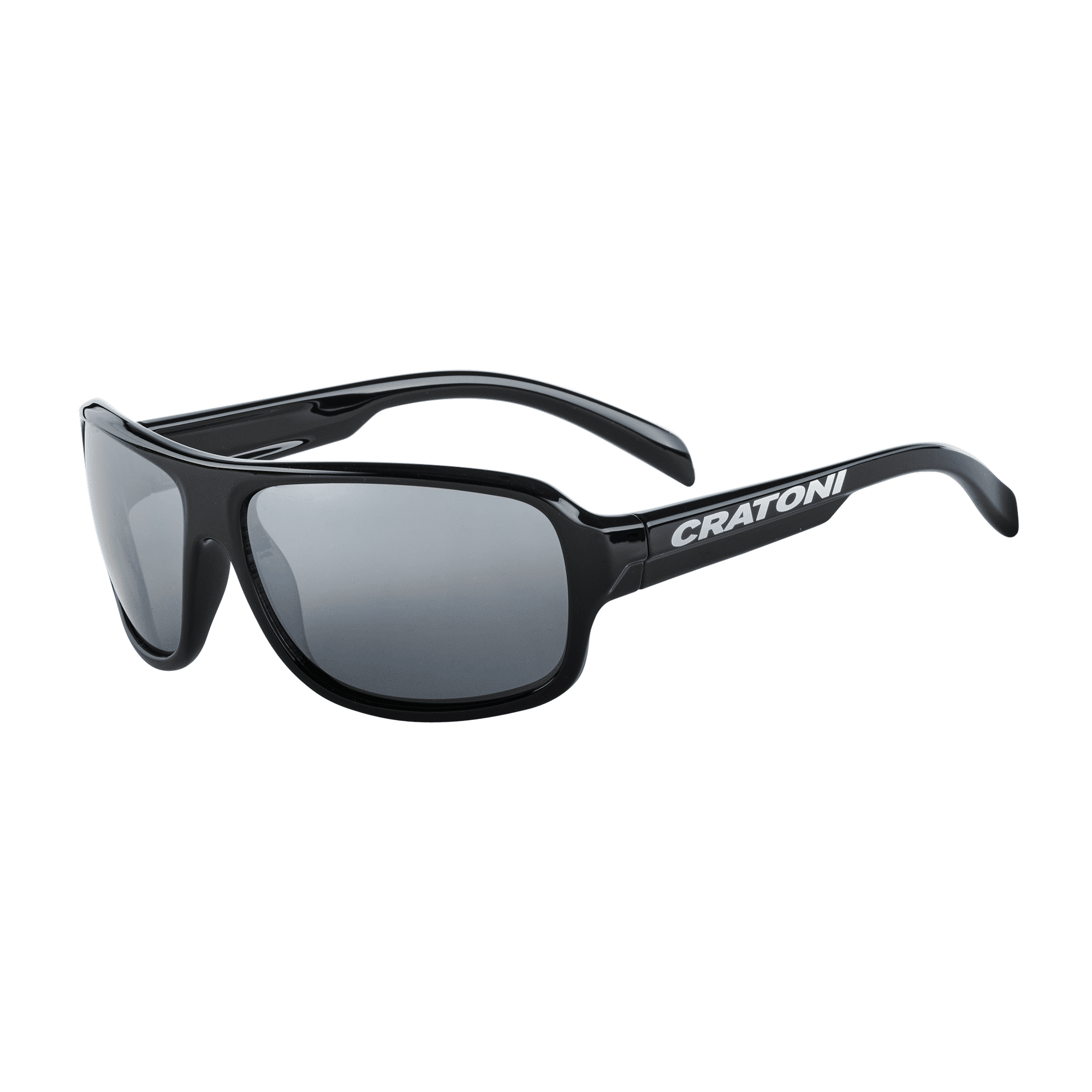 Cratoni C-Ice-Junior black-glossy