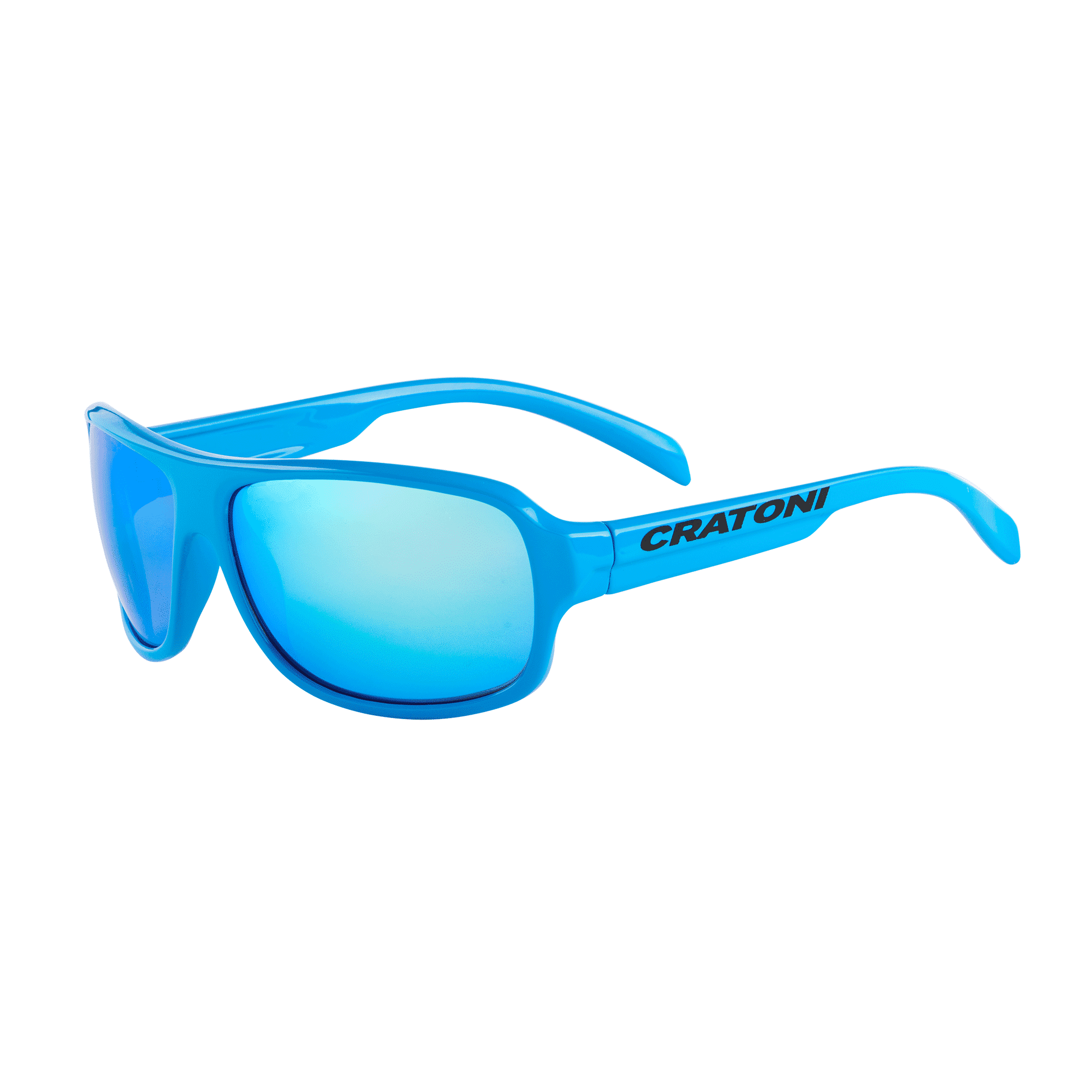 Cratoni C-Ice-Junior blue-glossy