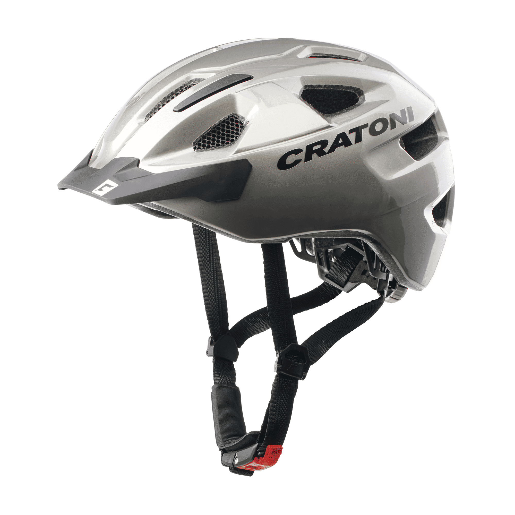 Cratoni C-Swift anthracite glossy