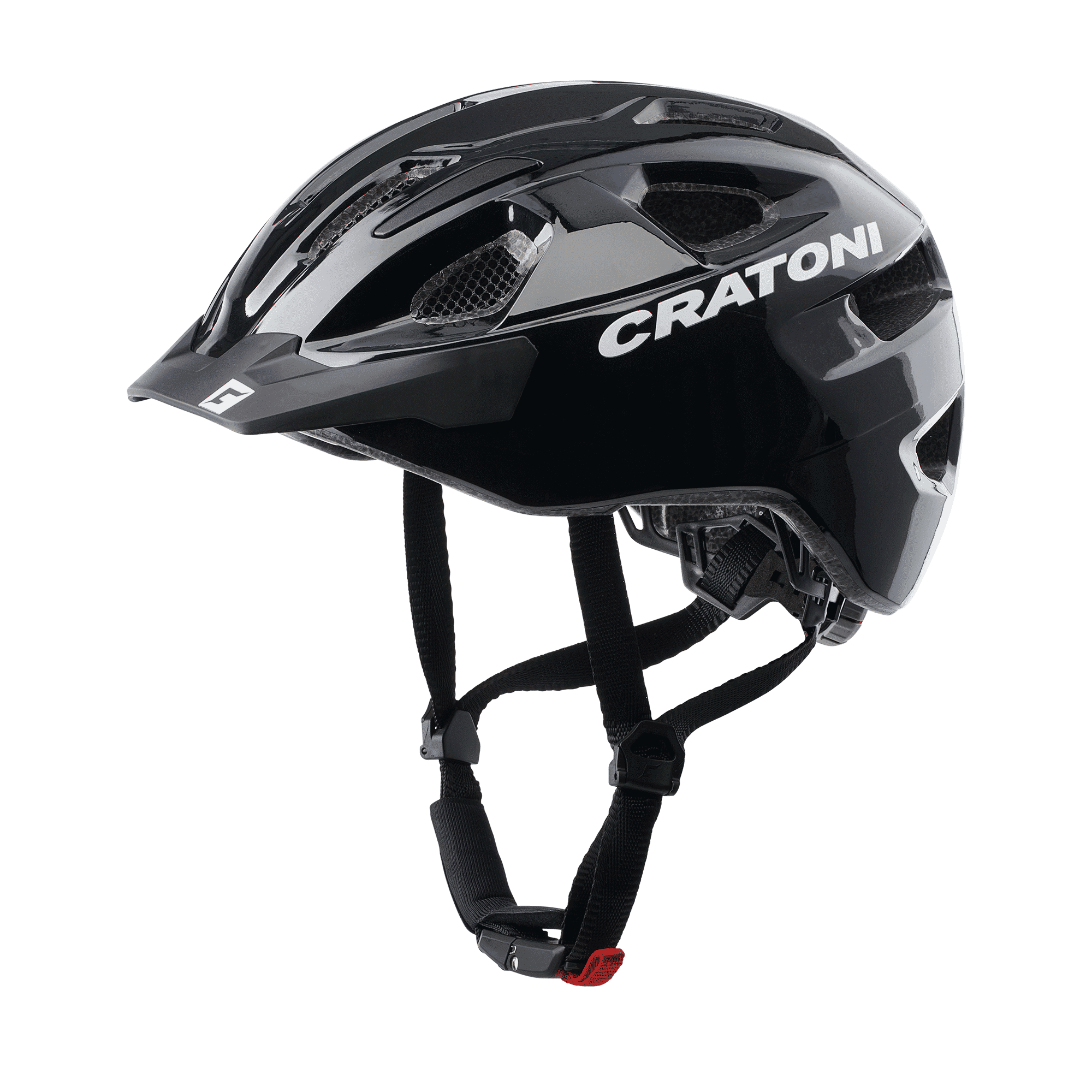 Cratoni C-Swift black glossy