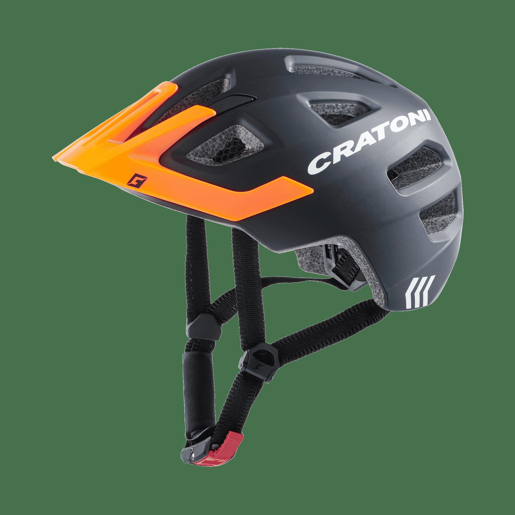 Maxster-Pro black orange matt