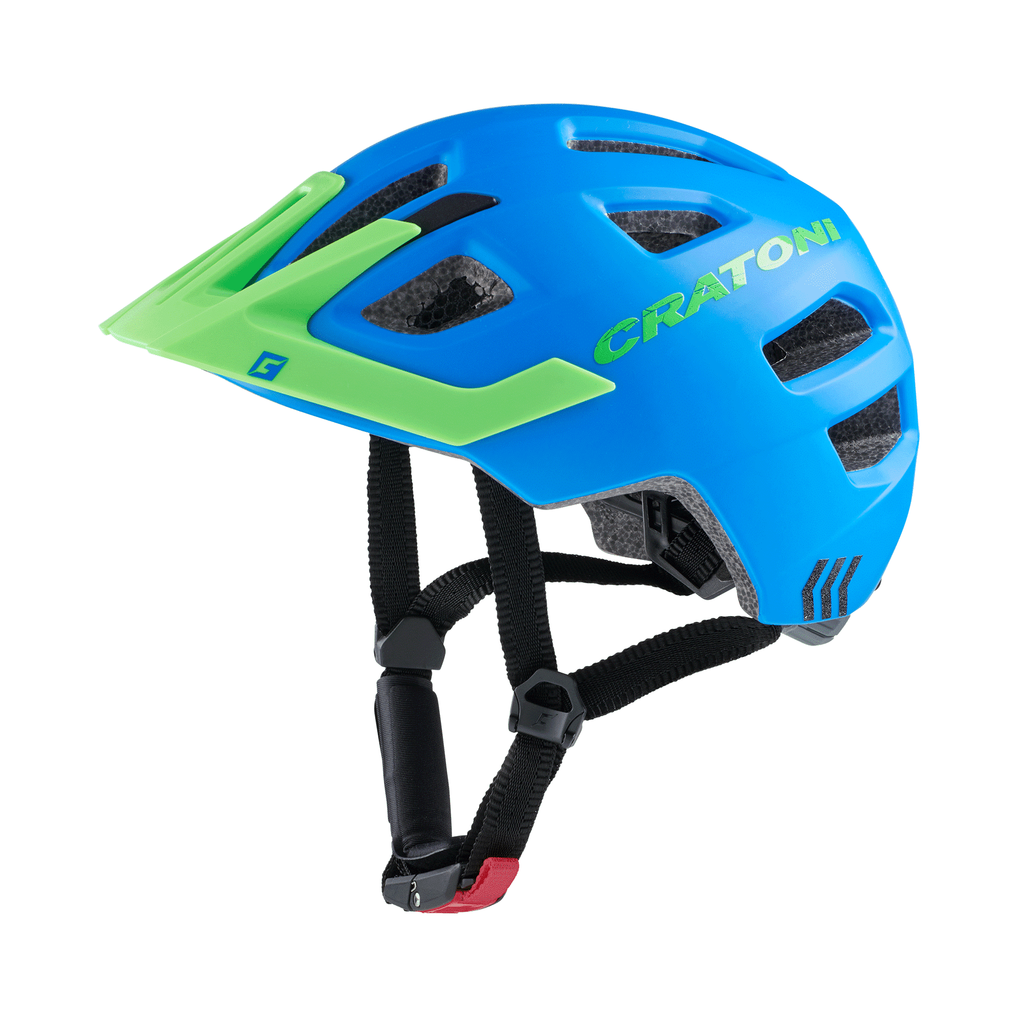 Maxster-Pro blue green matt