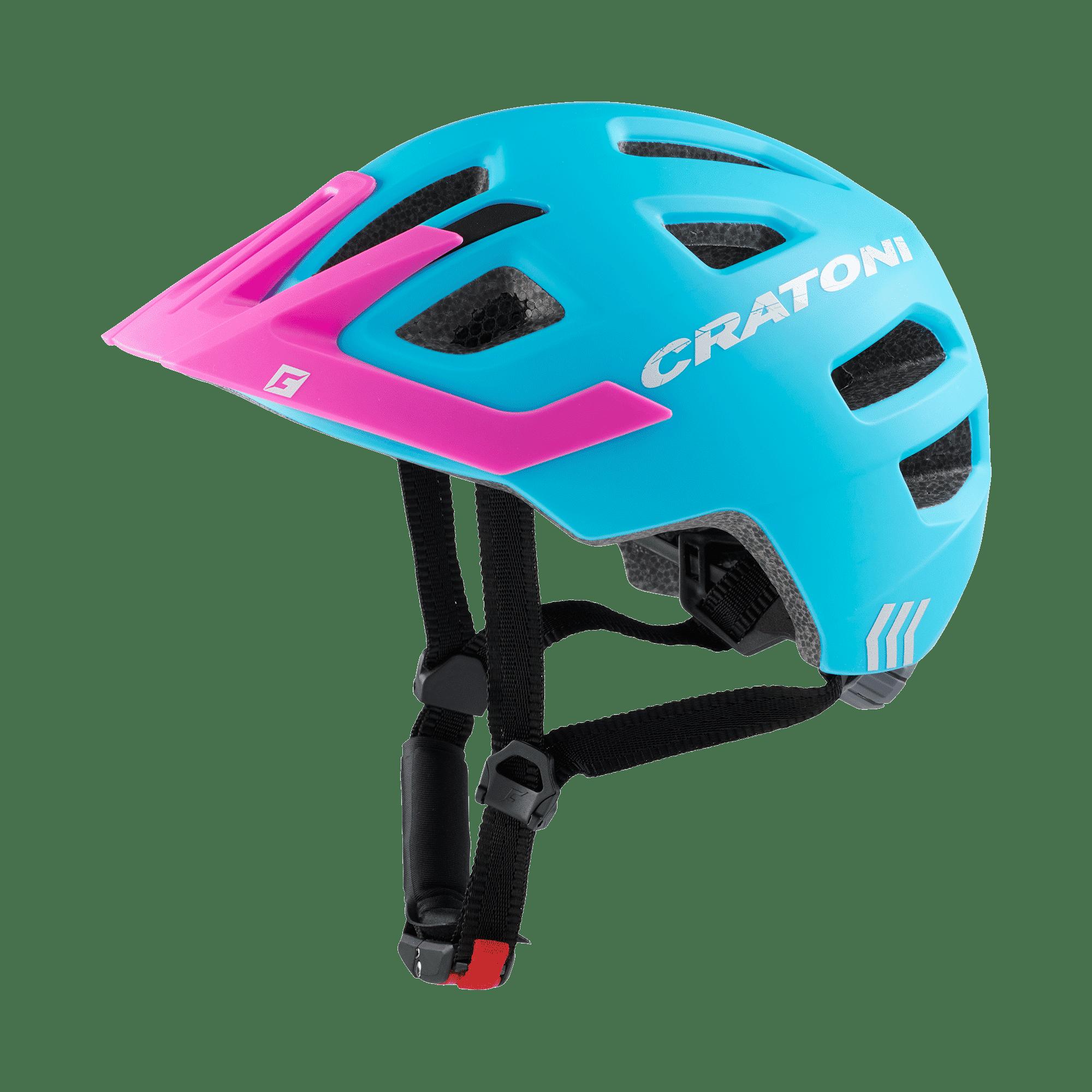 Maxster-Pro blue pink matt