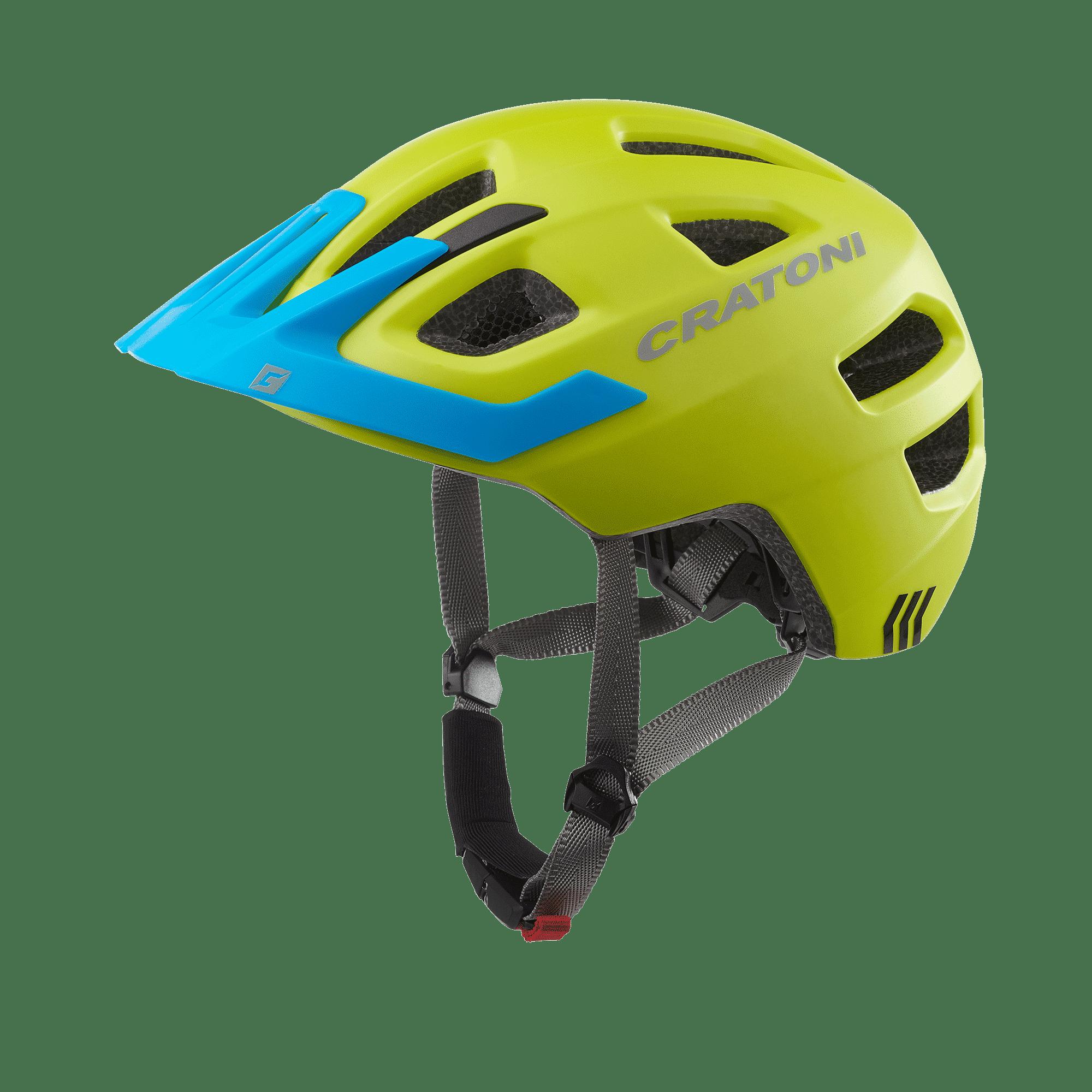 Maxster-Pro lime blue matt