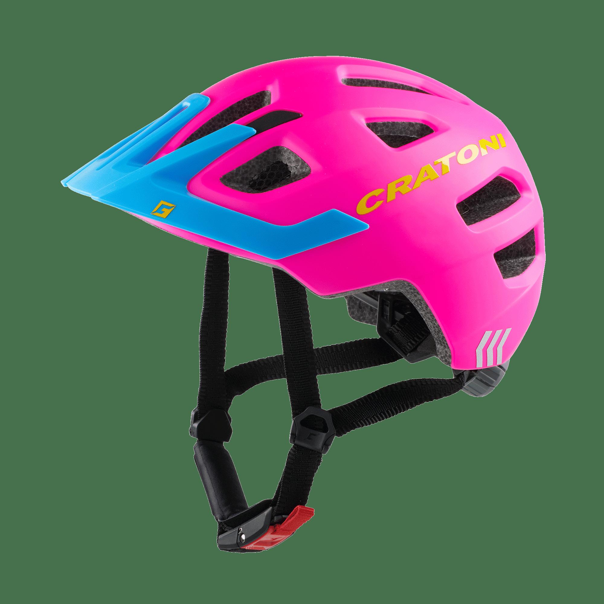 Maxster-Pro pink blue matt