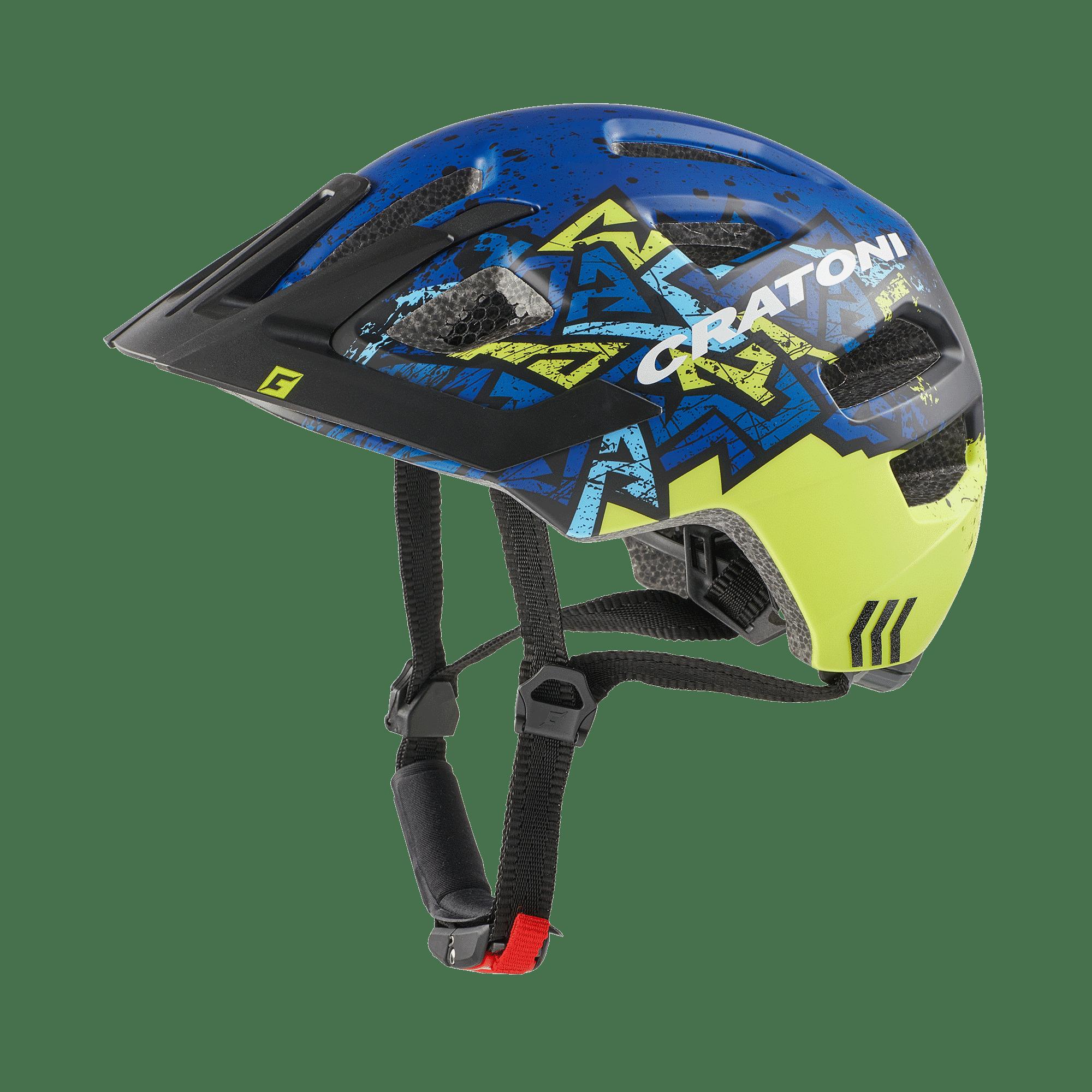 Maxster-Pro wild blue matt