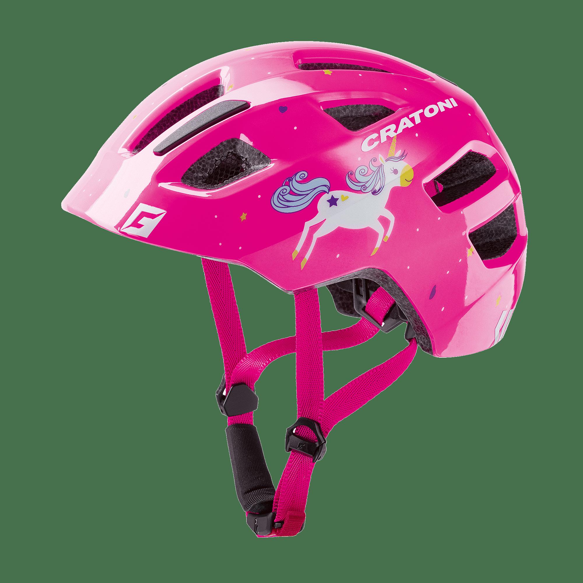 Maxster Unicorn pink glossy