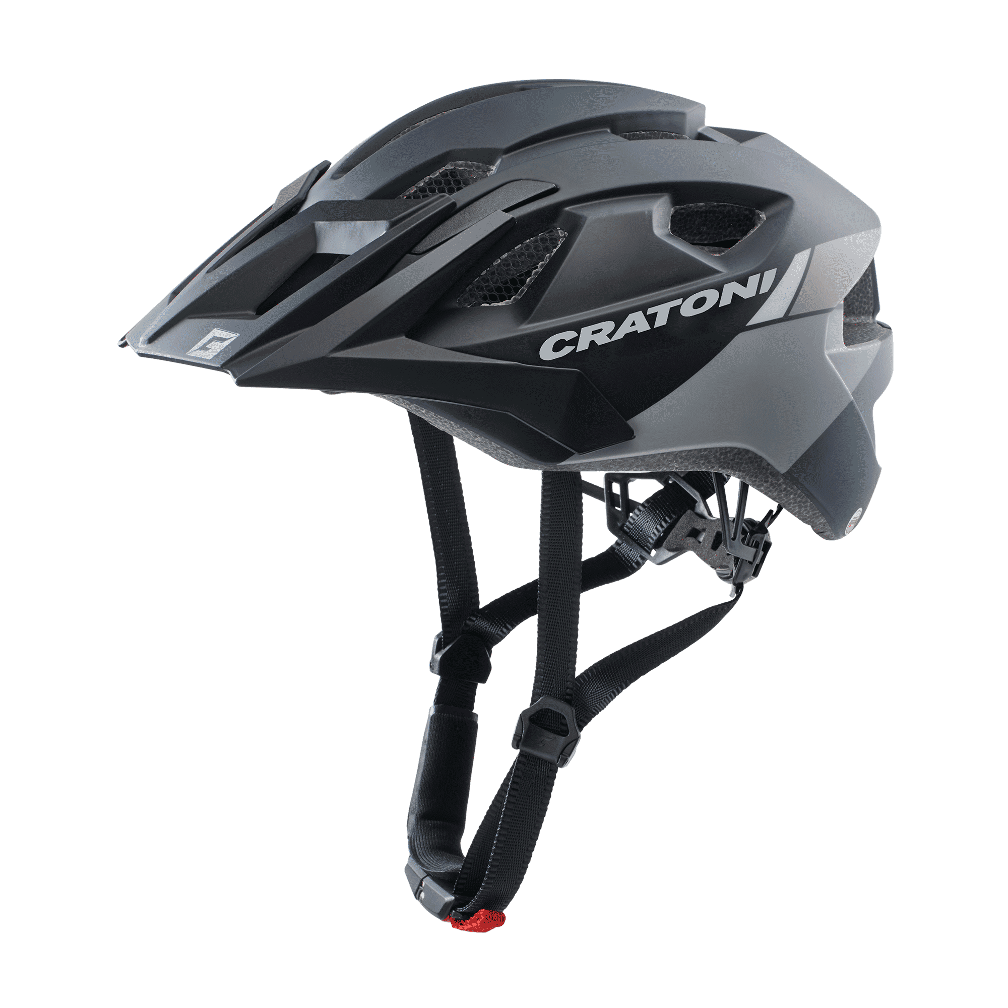 Cratoni AllRide black grey matt