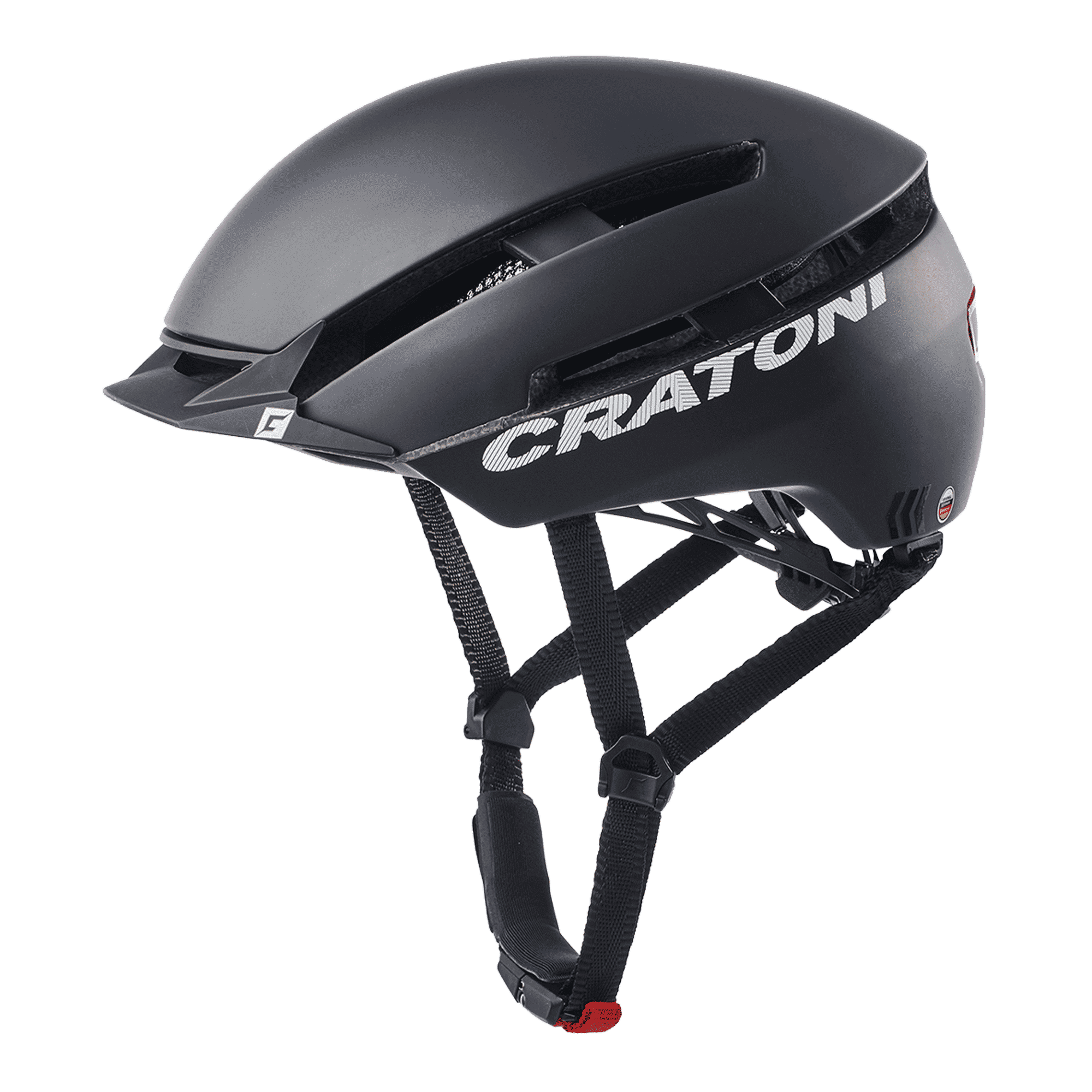 Cratoni C-Loom black matt