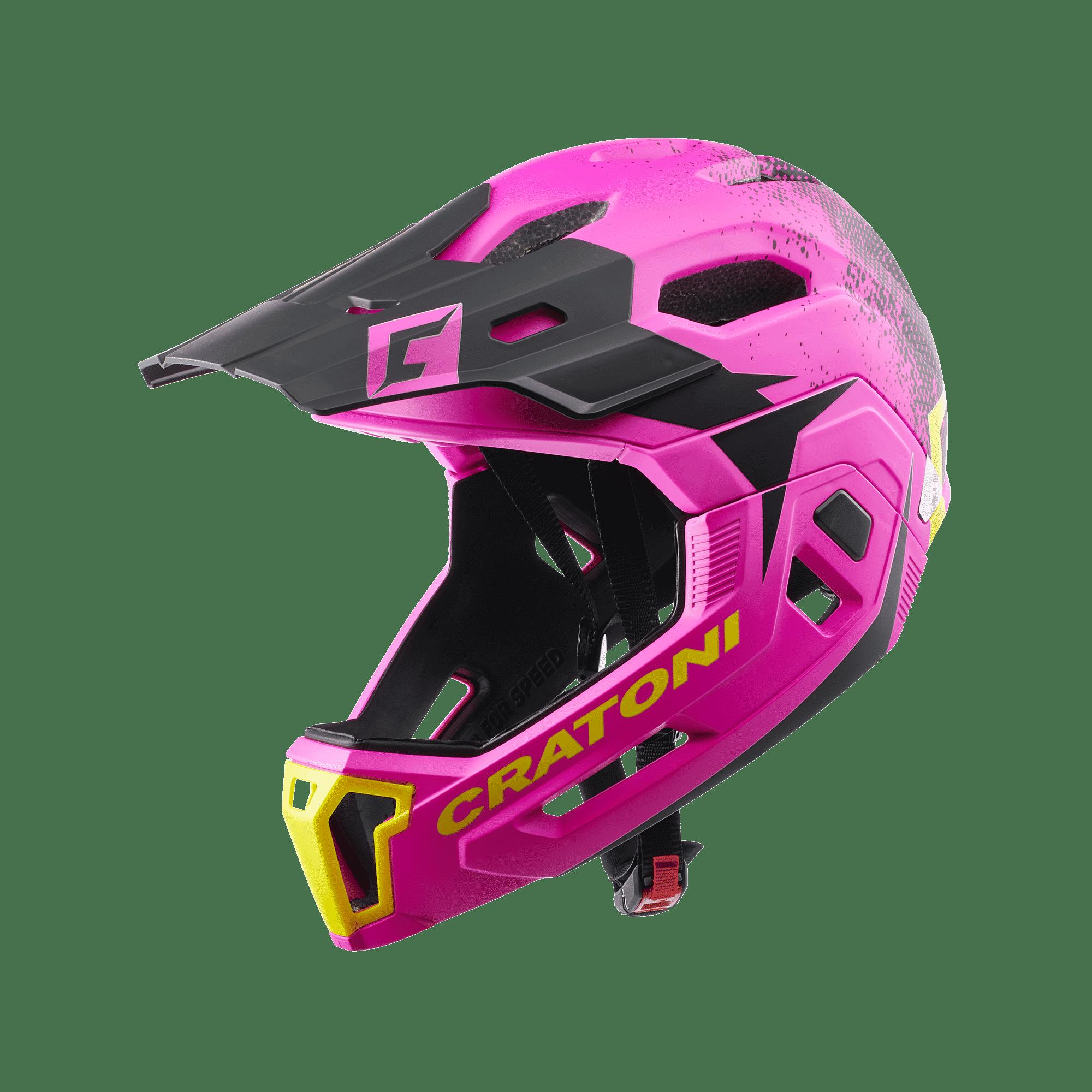 Cratoni C-Maniac 2.0 pink black matt