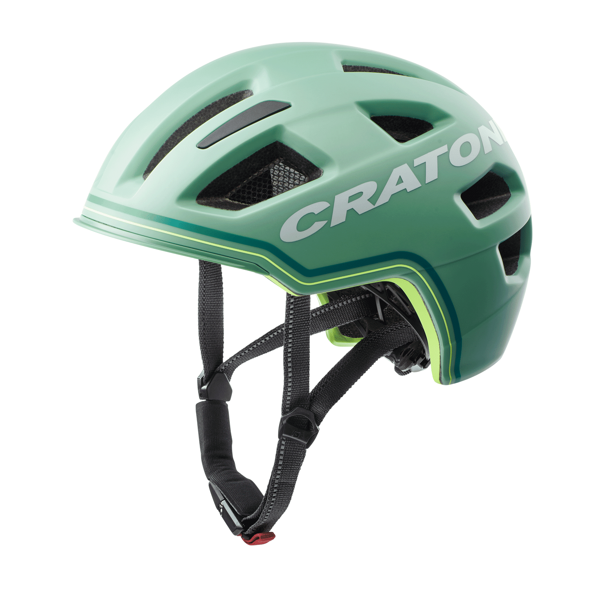 Cratoni C-Pure green matt
