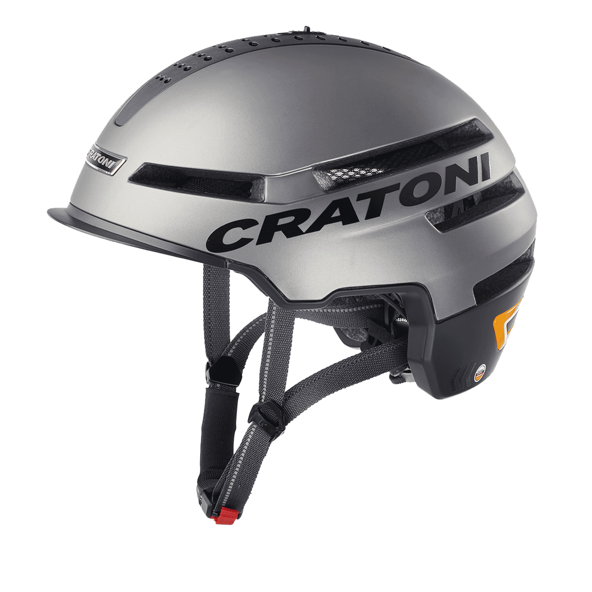 Cratoni Smartride anthracite matt