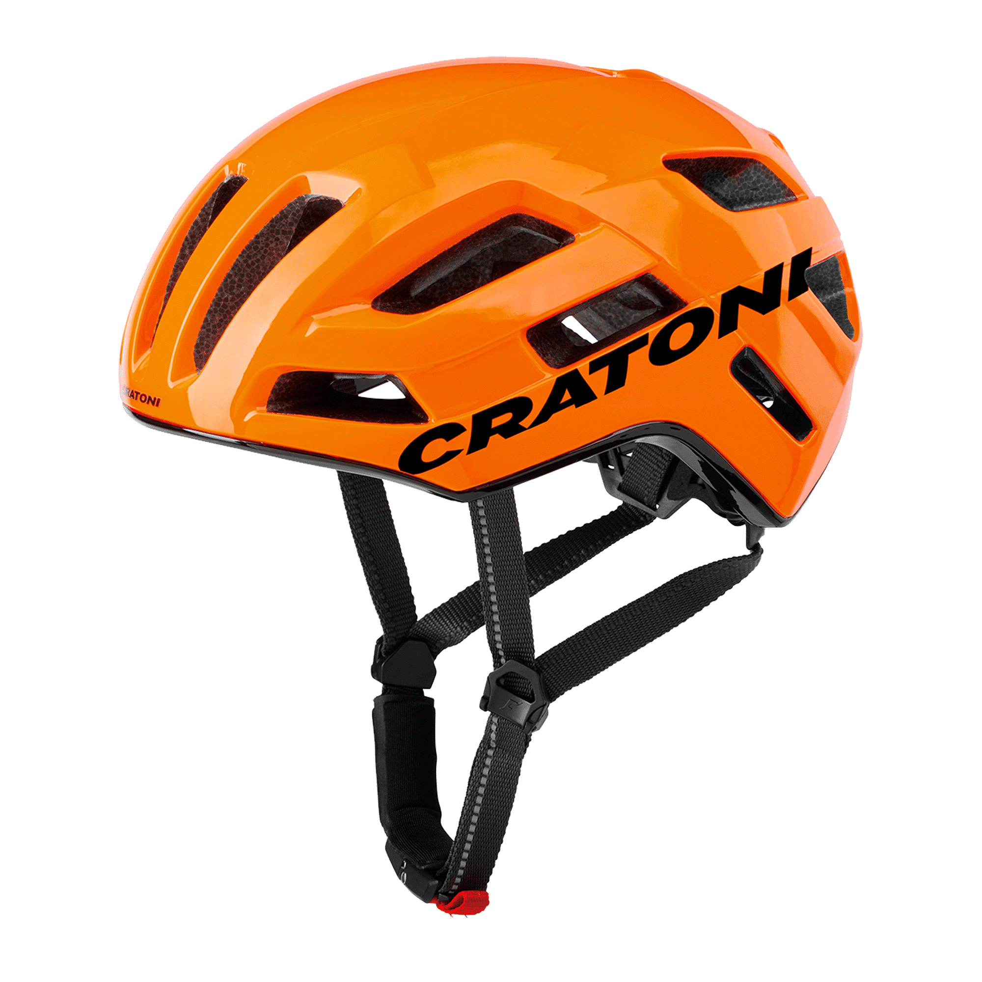 Cratoni Speedfighter neonorange glossy