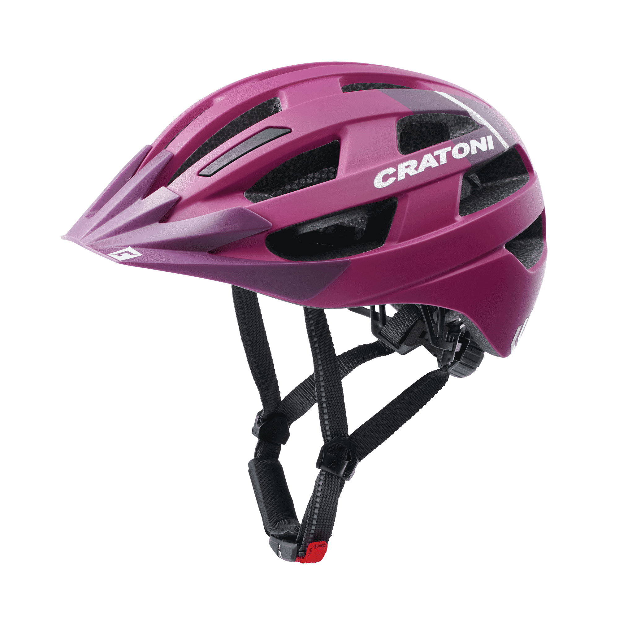 Cratoni Velo-X purple matt