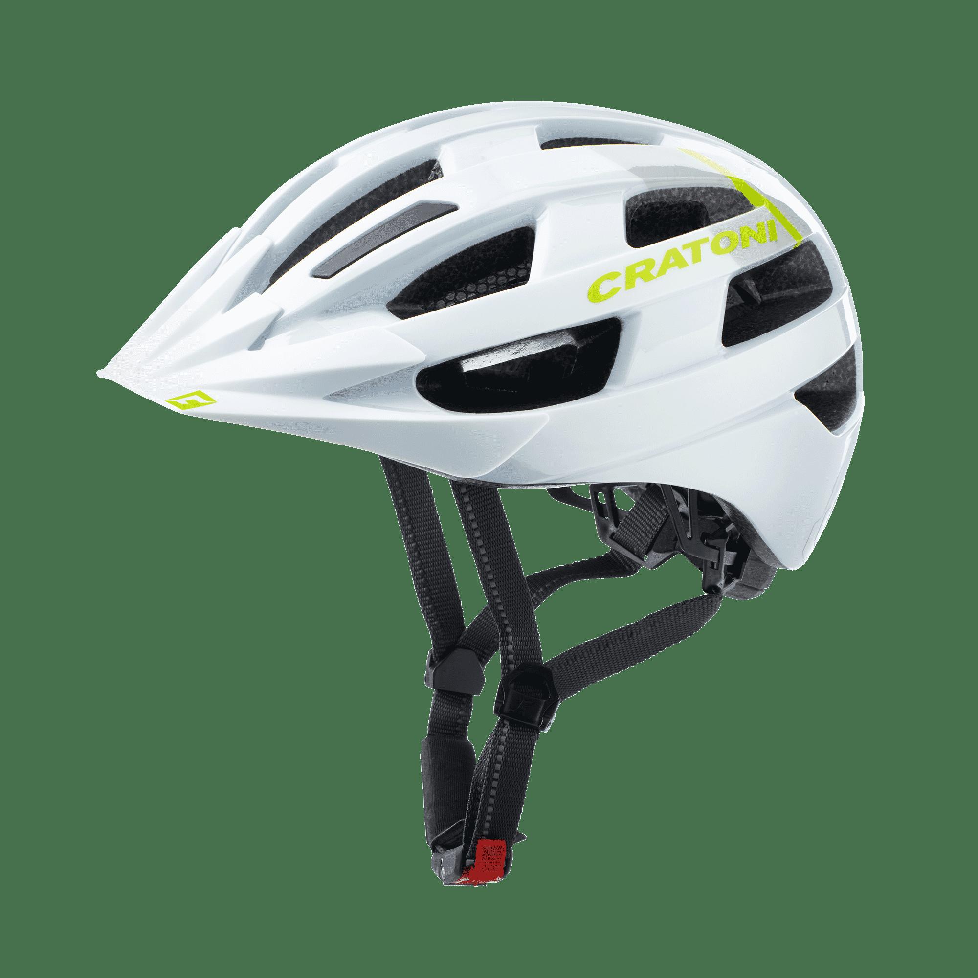Velo-X white lime glossy