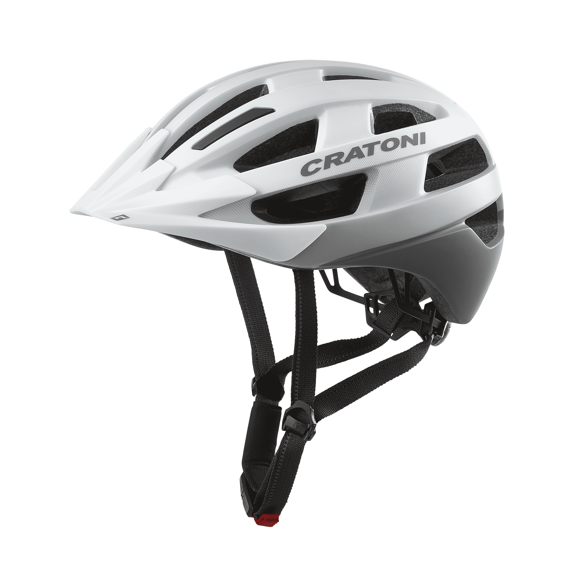 Cratoni Velo-X white matt