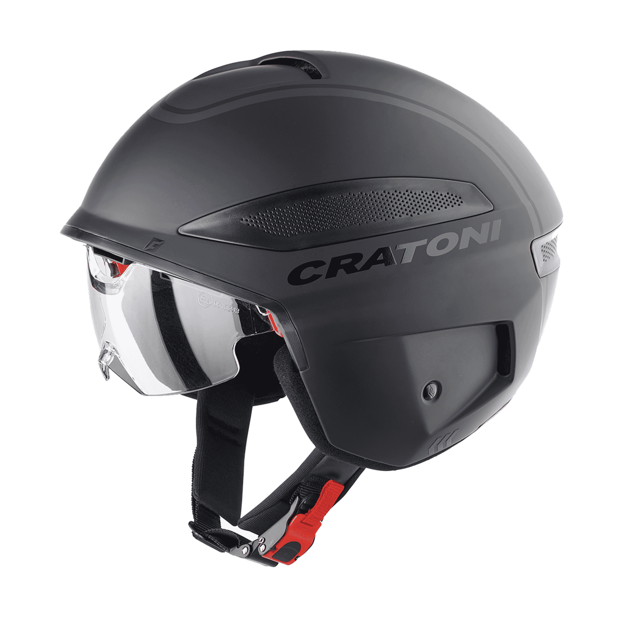 Cratoni Vigor black matt