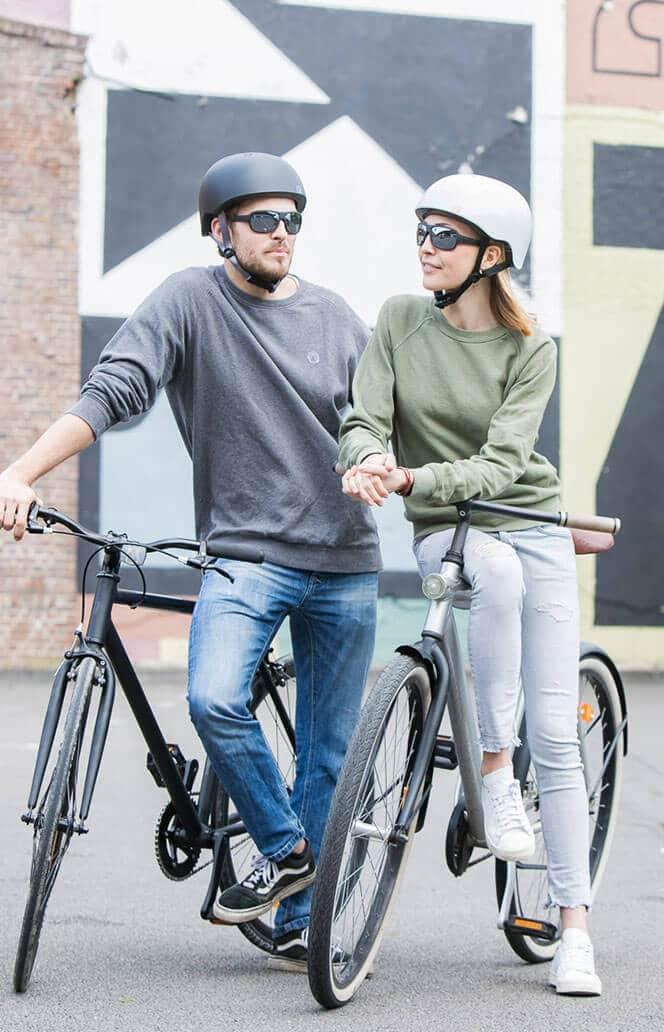 Fahrrad Sonnenbrillen für Mann und Frau