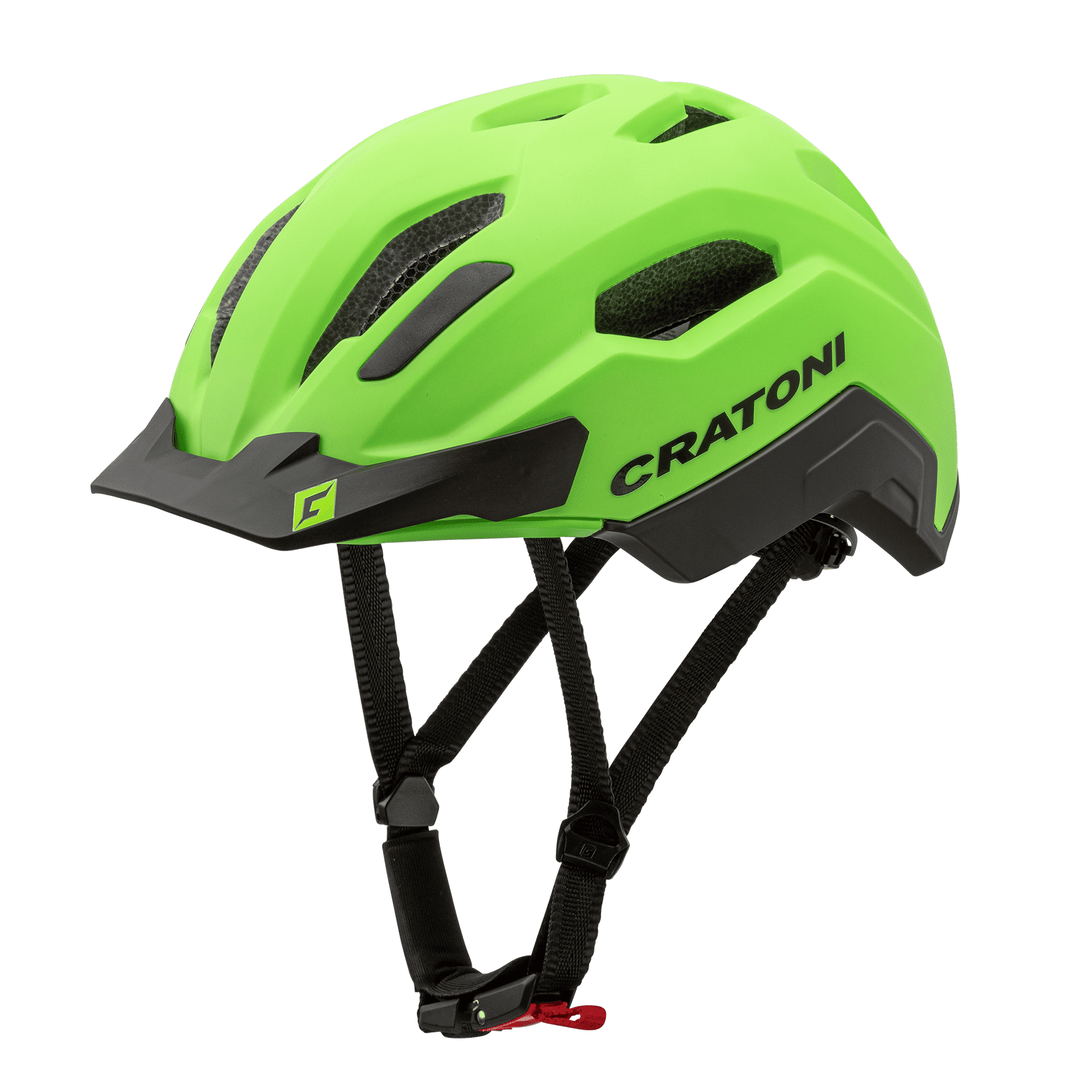 C-Classic Neongreen-Black Matt
