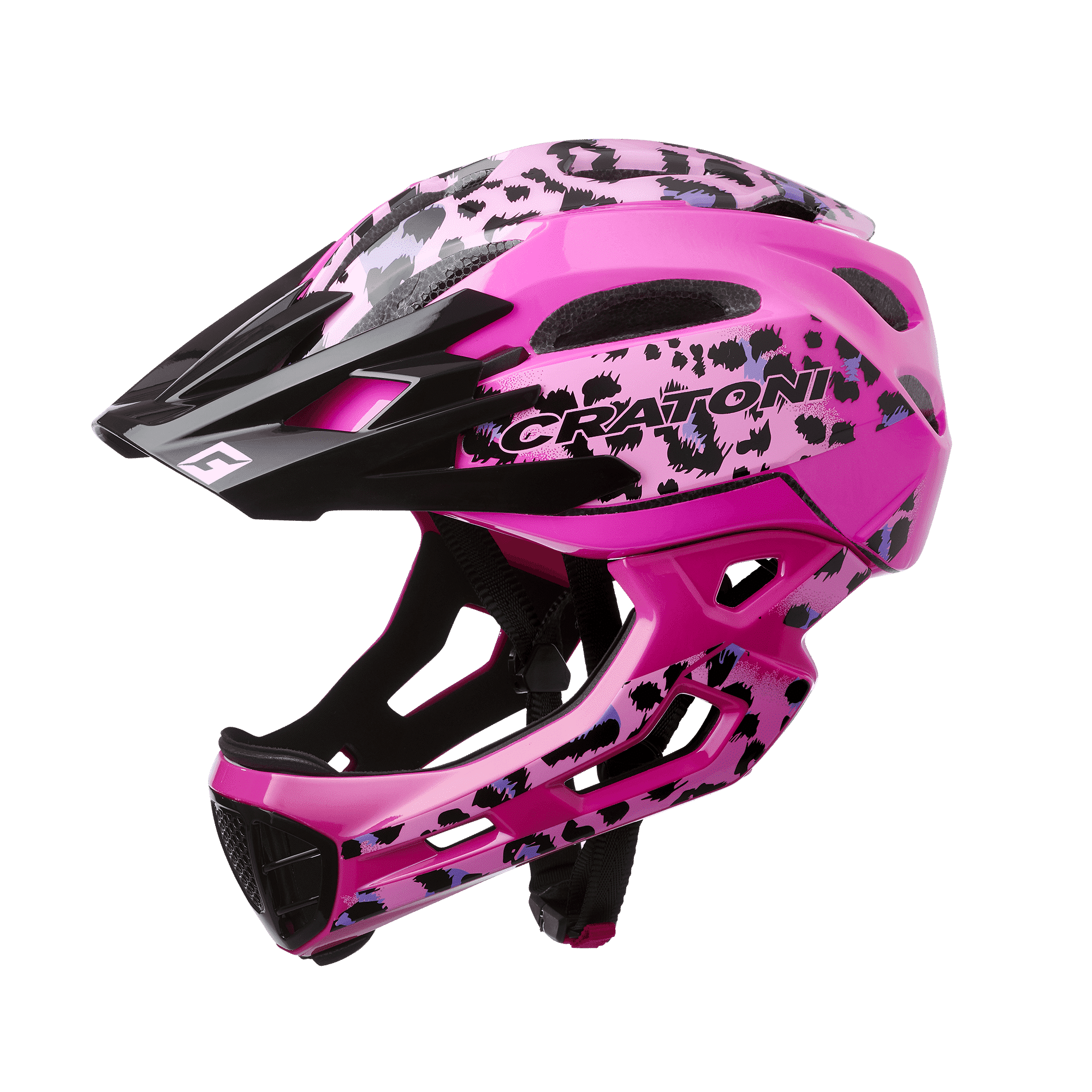 C-Maniac Leo-Pink Glossy