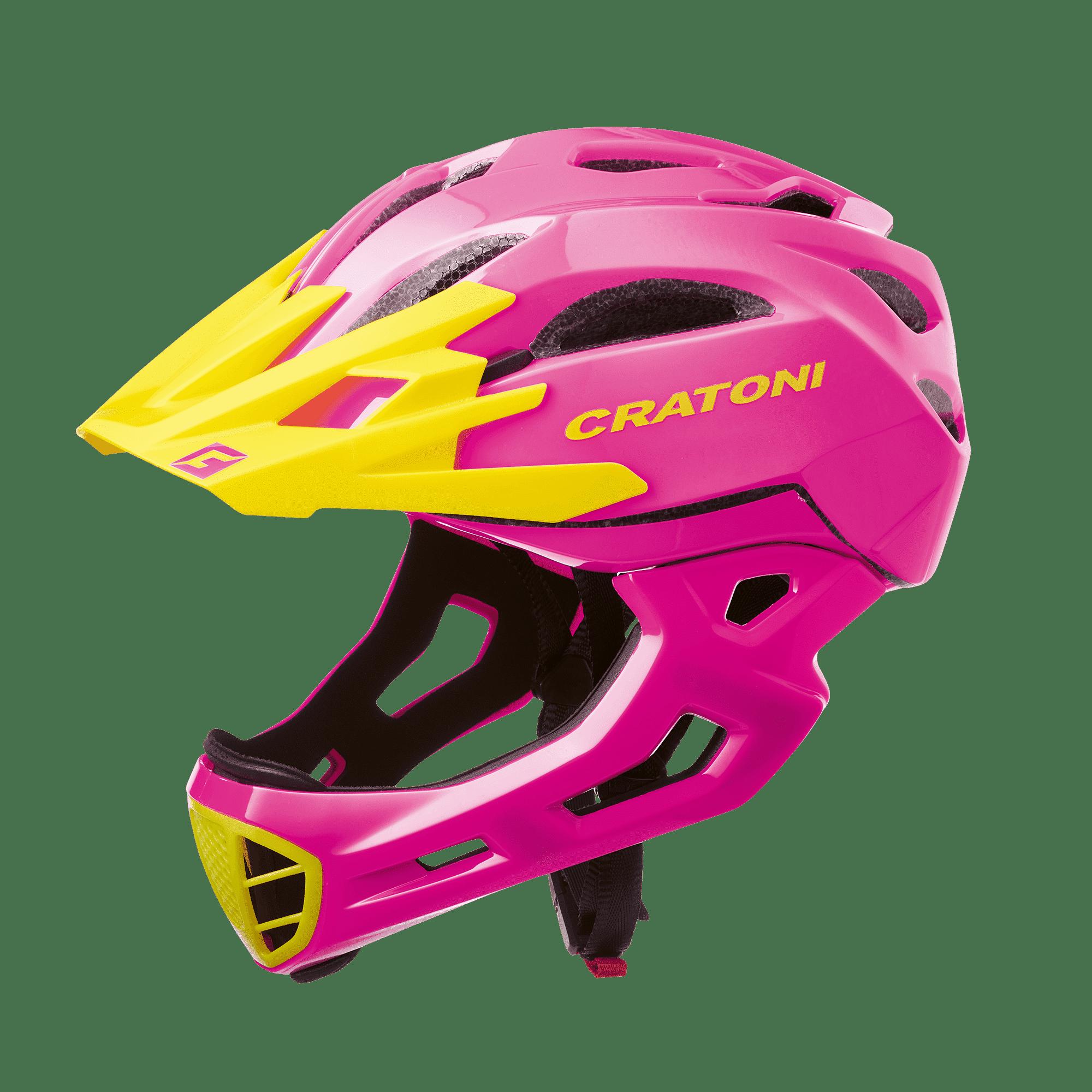 C-Maniac Pink-Yellow Glossy