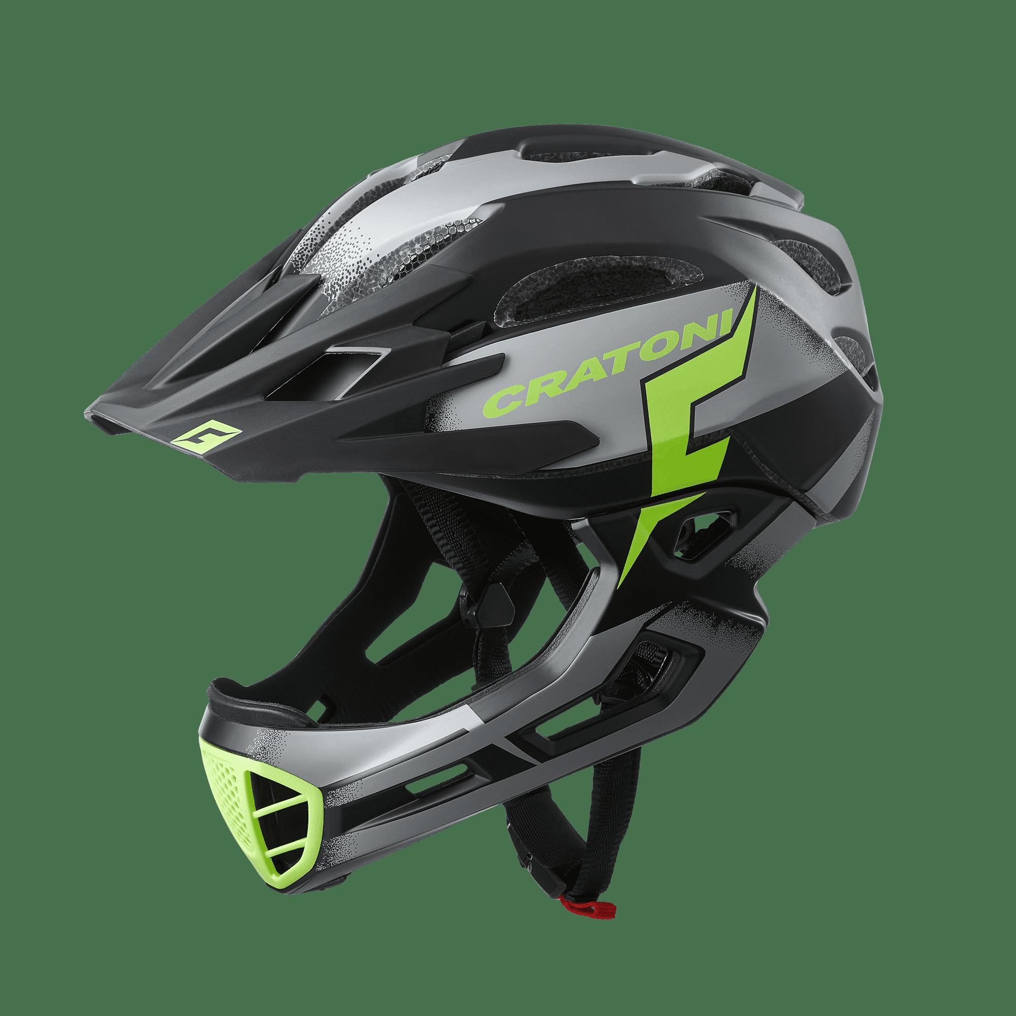 C-Maniac Pro Black Lime Matt