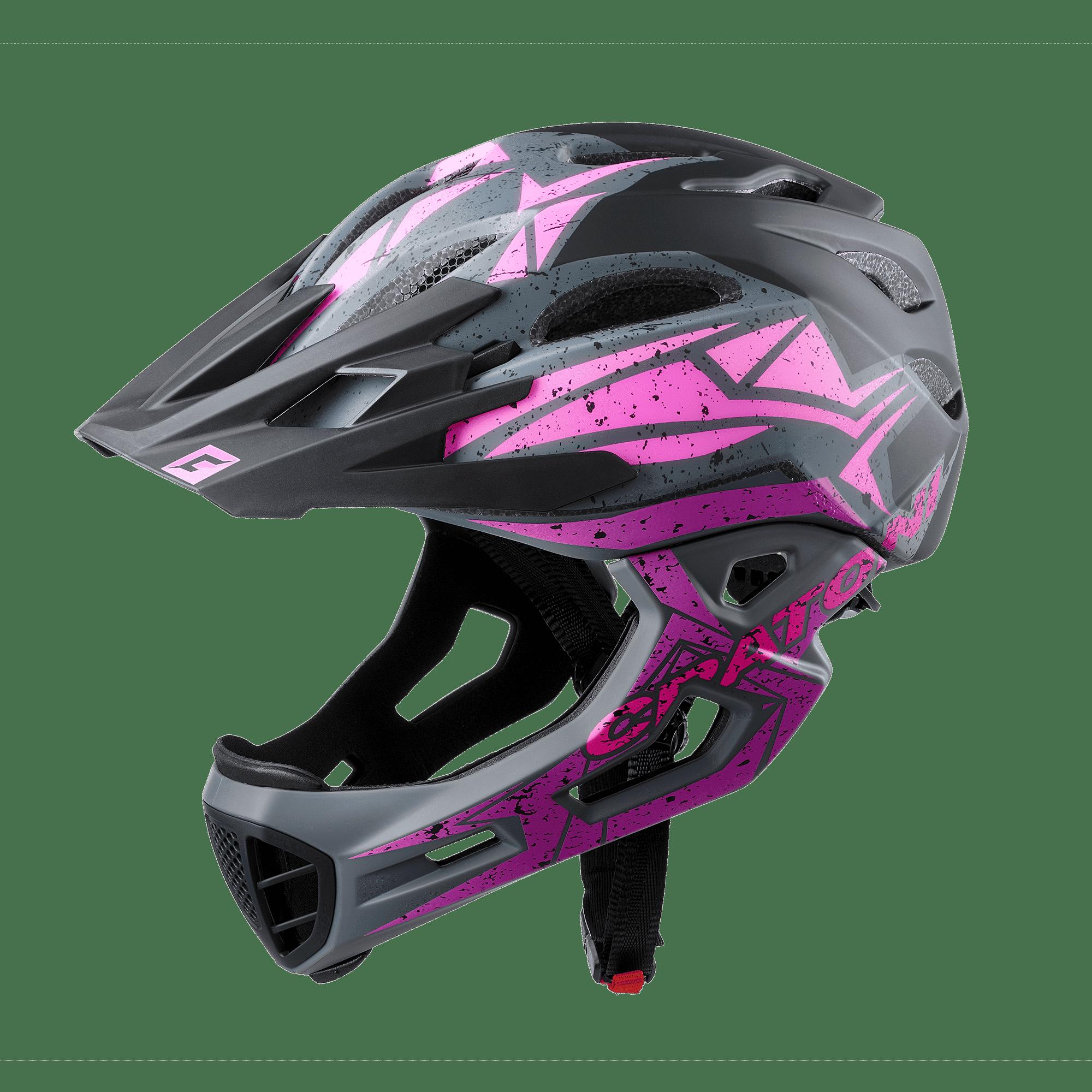 C-Maniac Pro Black Pink Purple Matt
