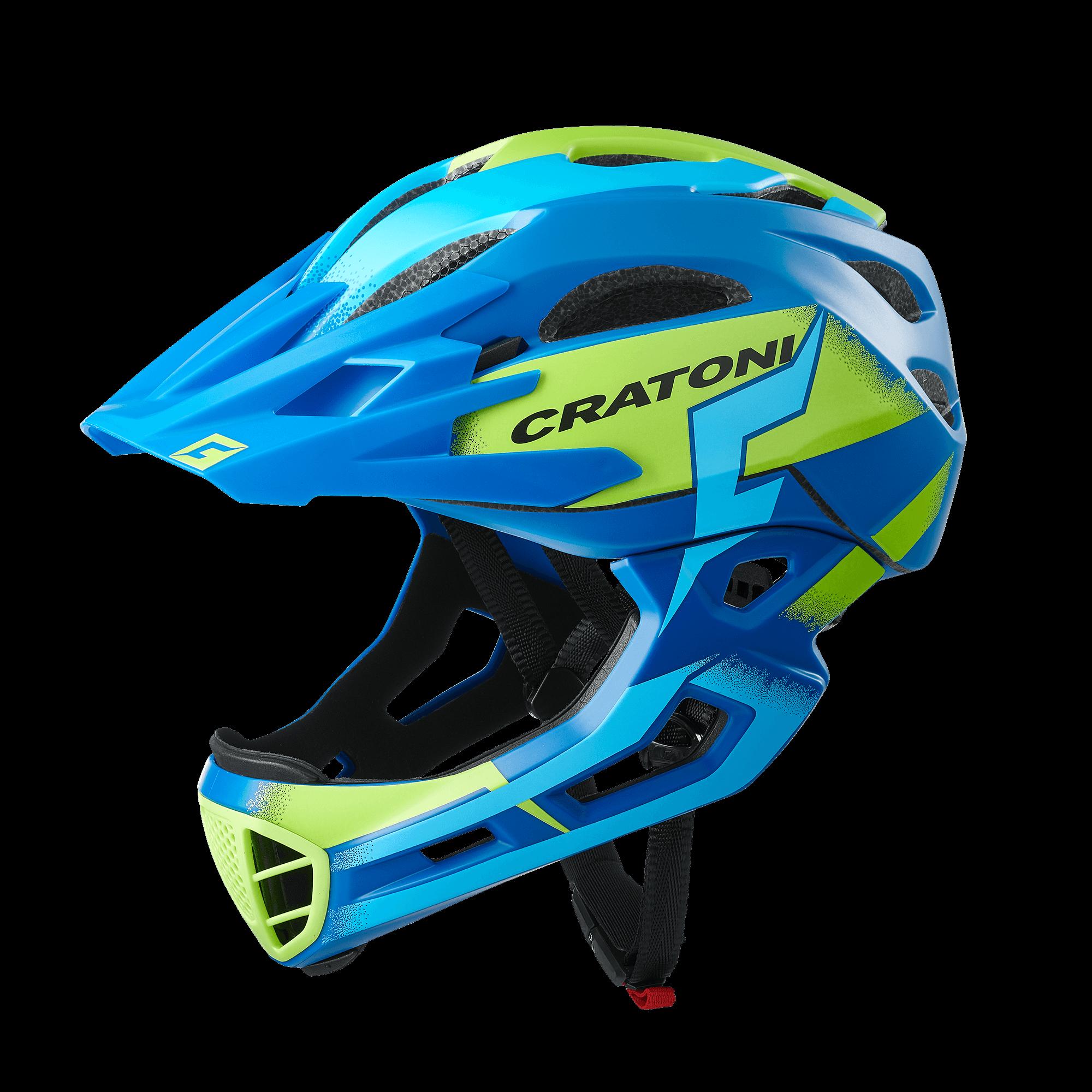 C-Maniac Pro Blue Lime Matt