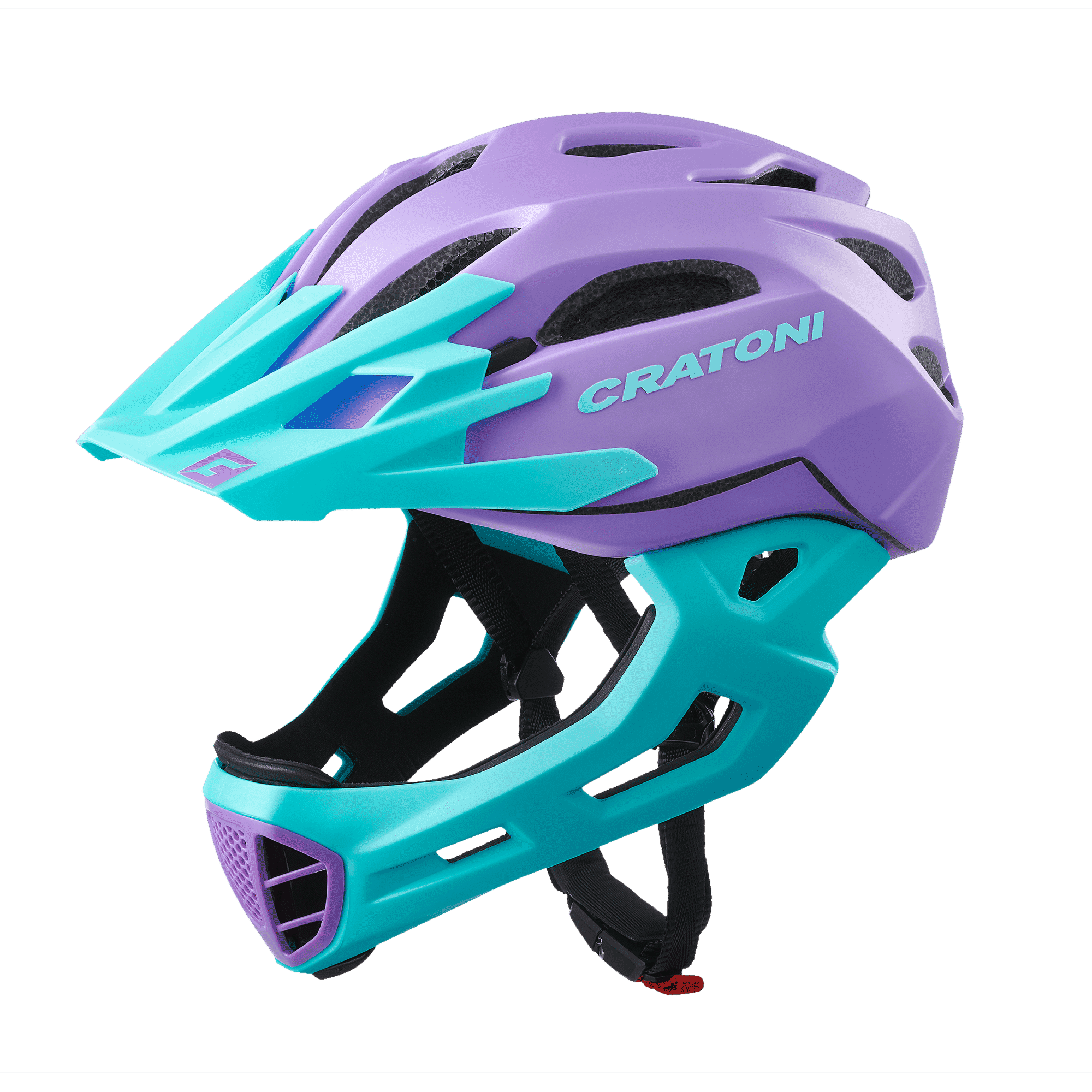 C-Maniac Purple-Turquoise Matt