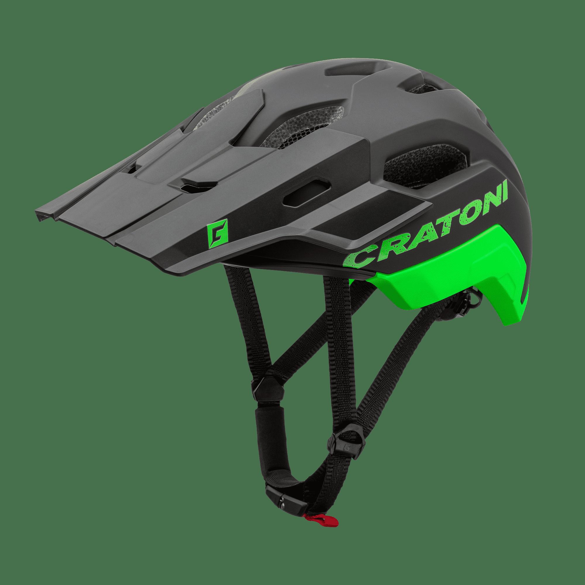 C-Maniac Trail Black Neongreen