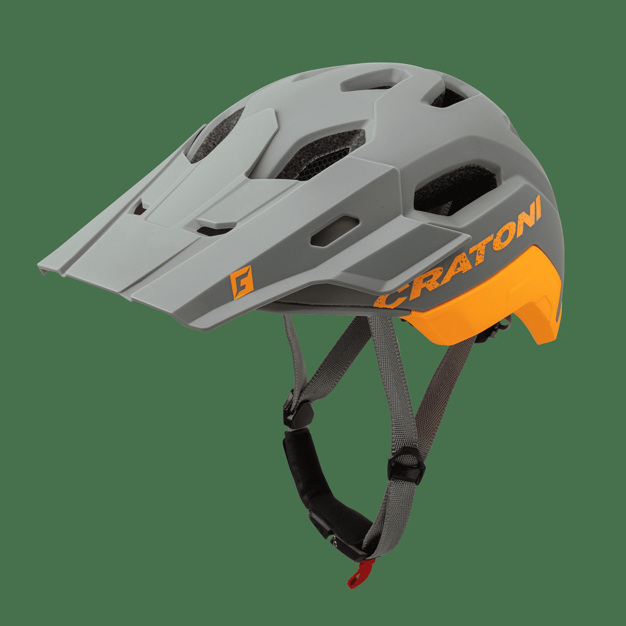 C-Maniac Trail Grey Orange