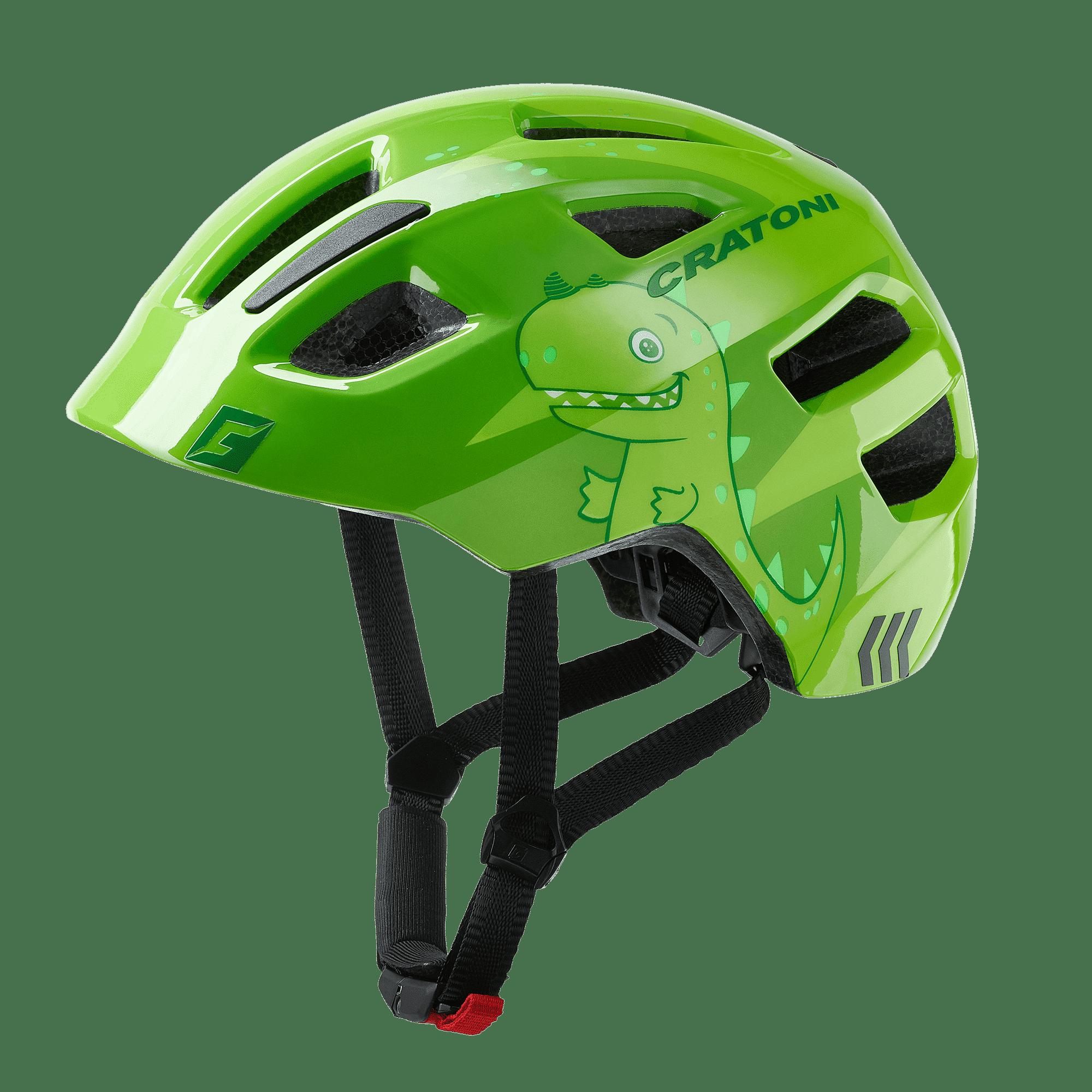 Maxster Dino Green Glossy