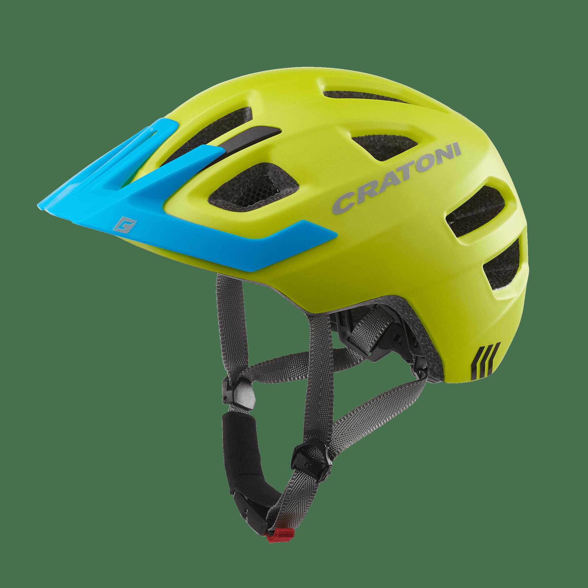 Maxster Pro Lime Blue Matt