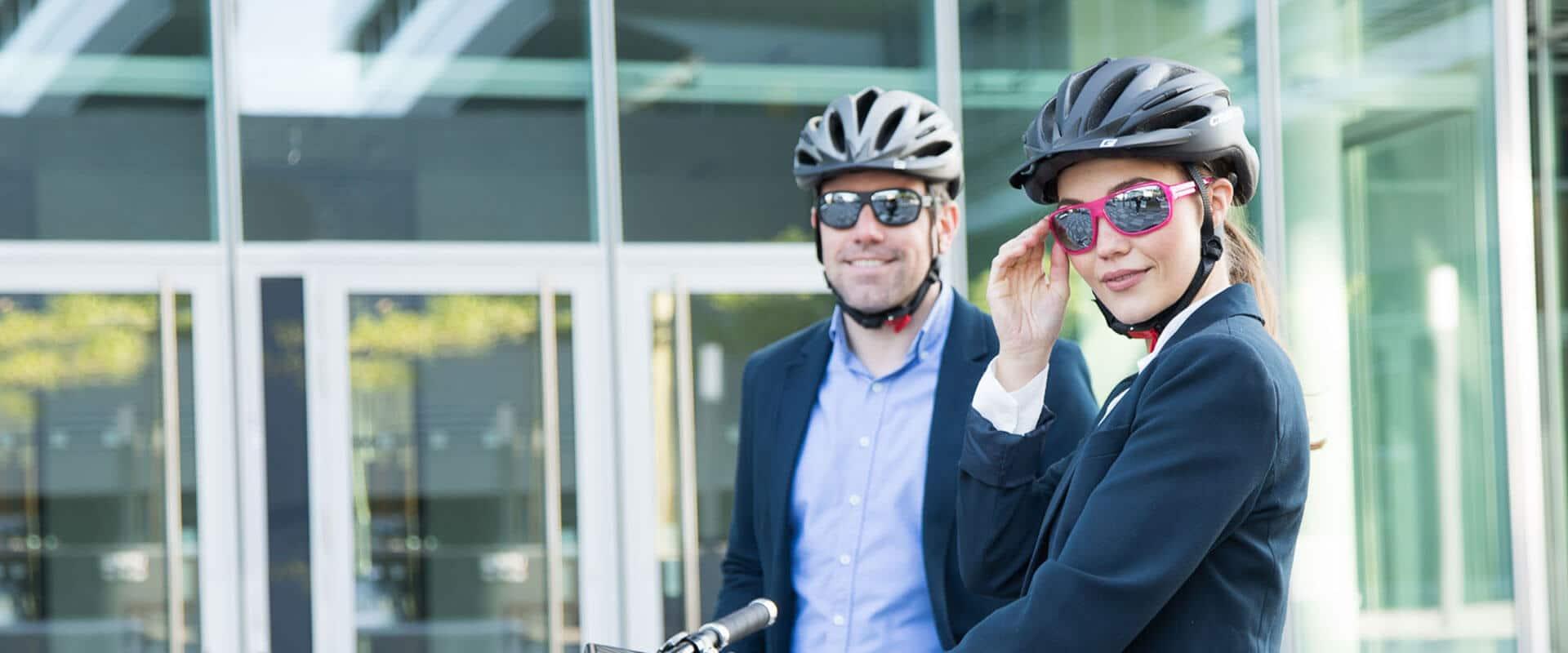Fahrradbrille Modern