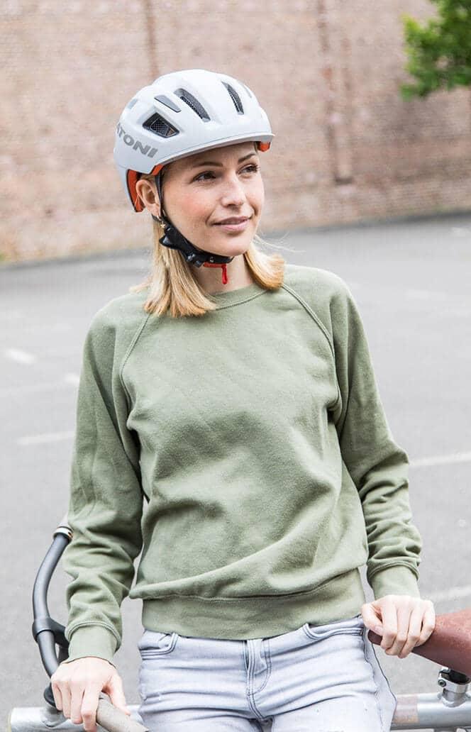 moderne Fahrradhelme für Sie und Ihn