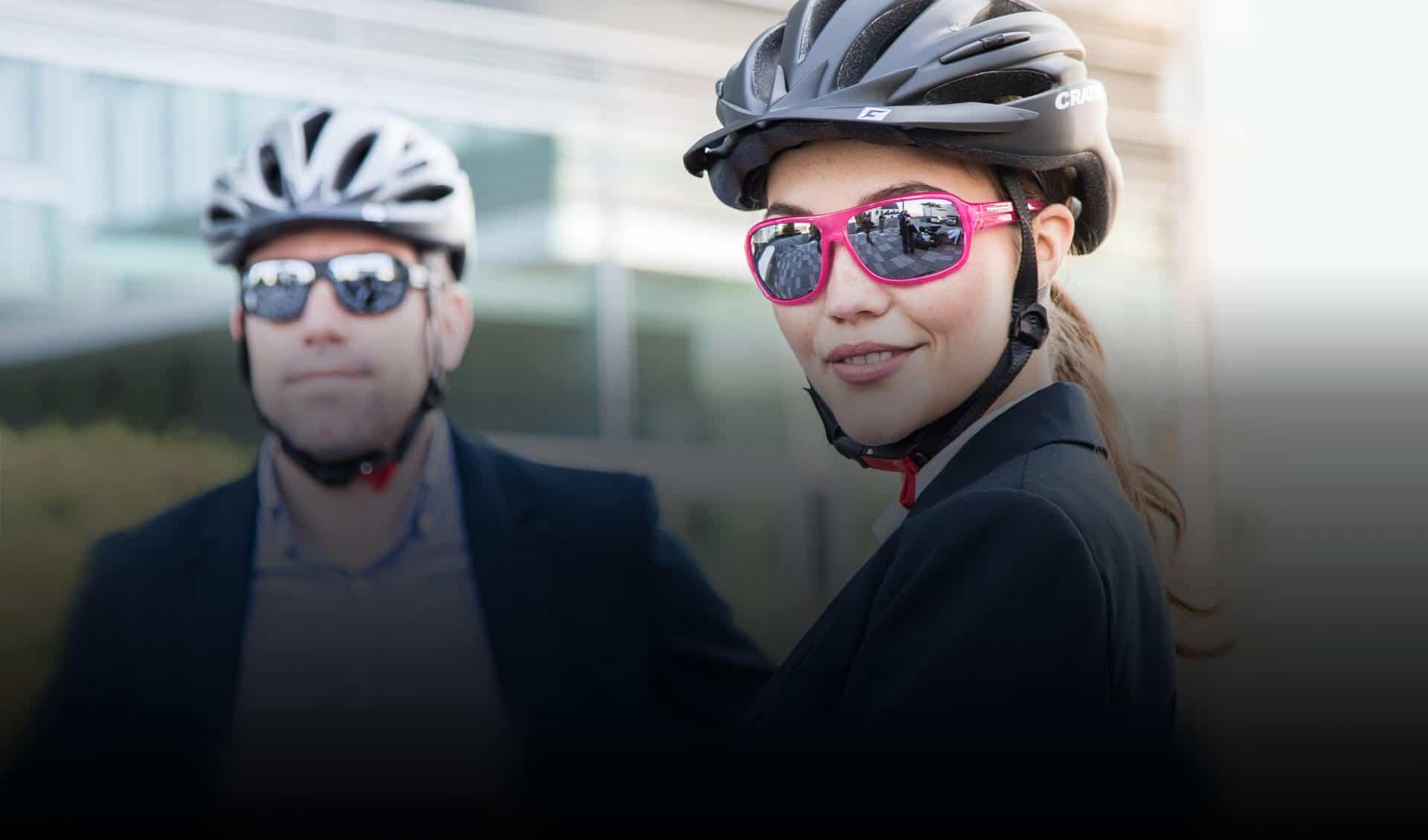 Sportbrillen mit UV-Schutz
