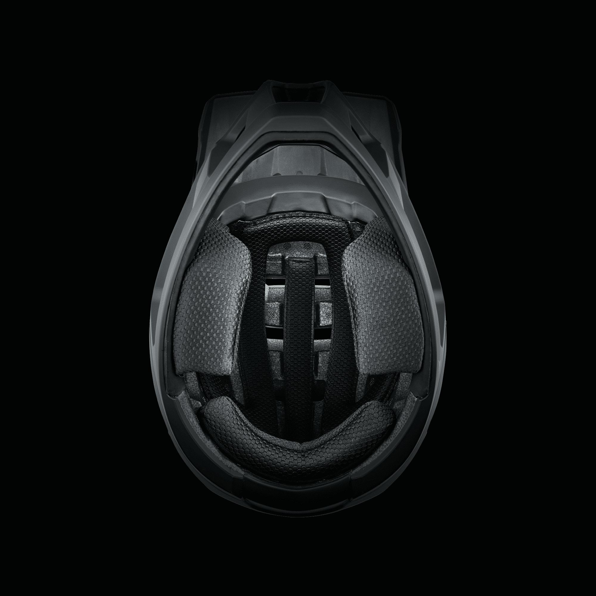 Interceptor 2.0 black matt innen
