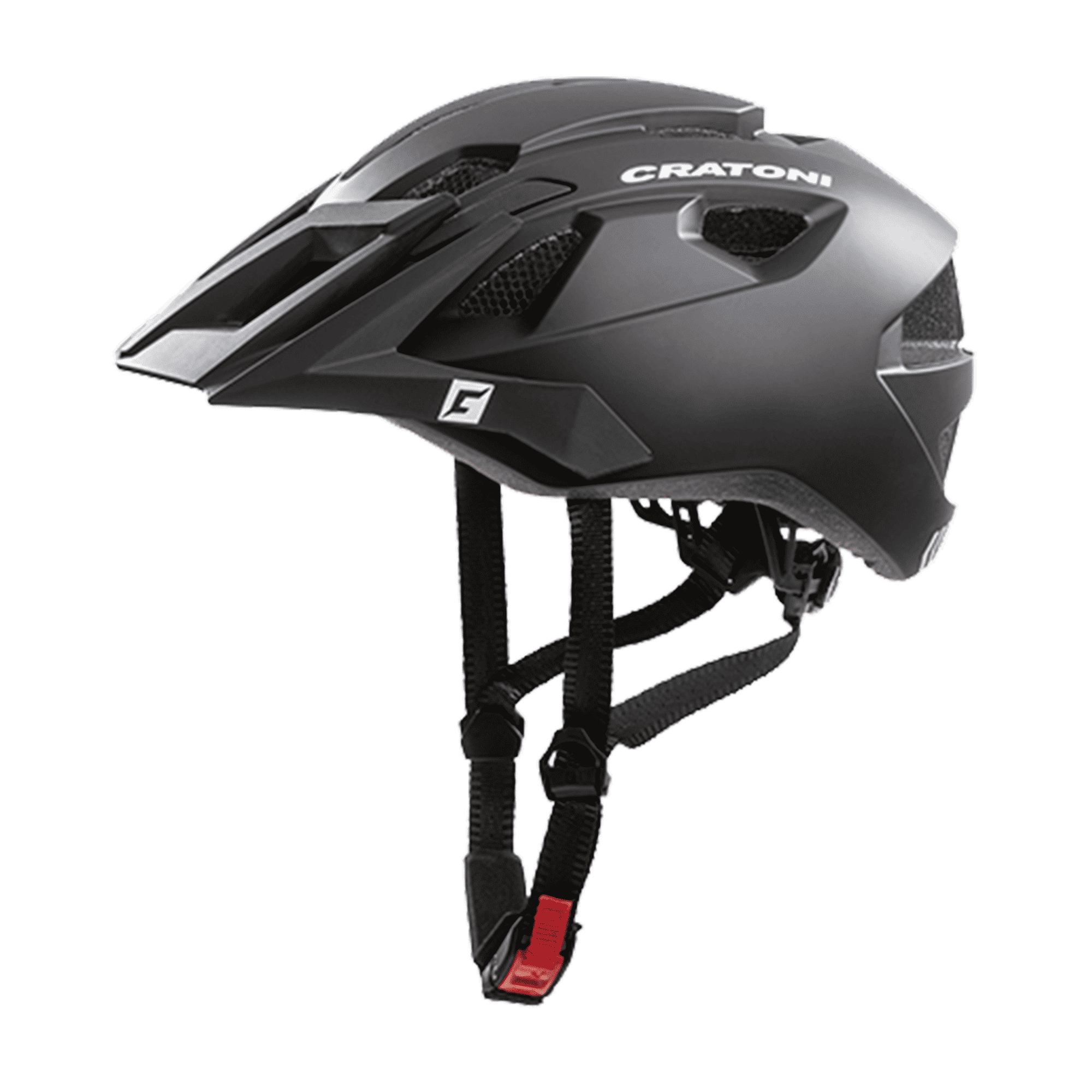 AllRide Junior black matt