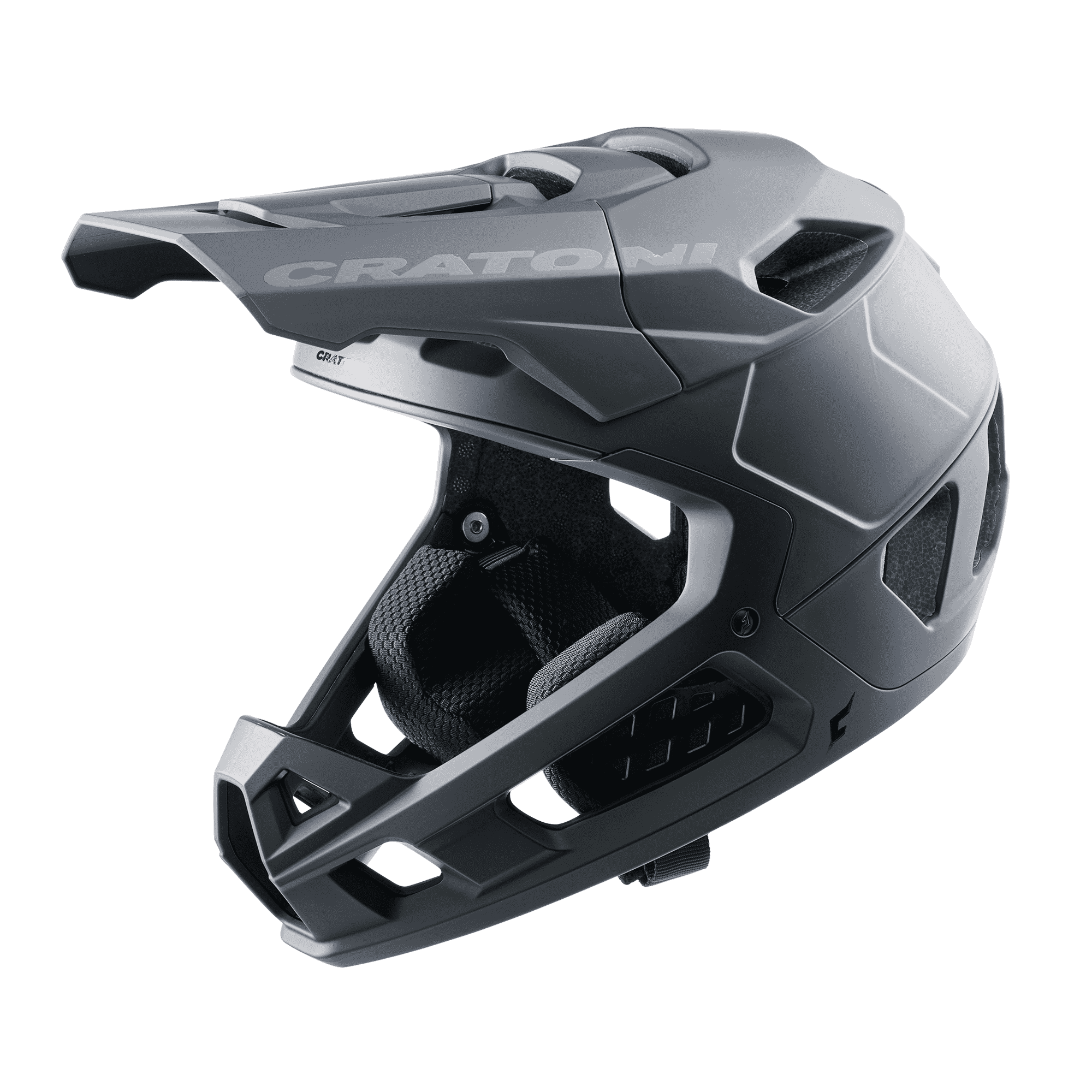Interceptor 2.0 black matt