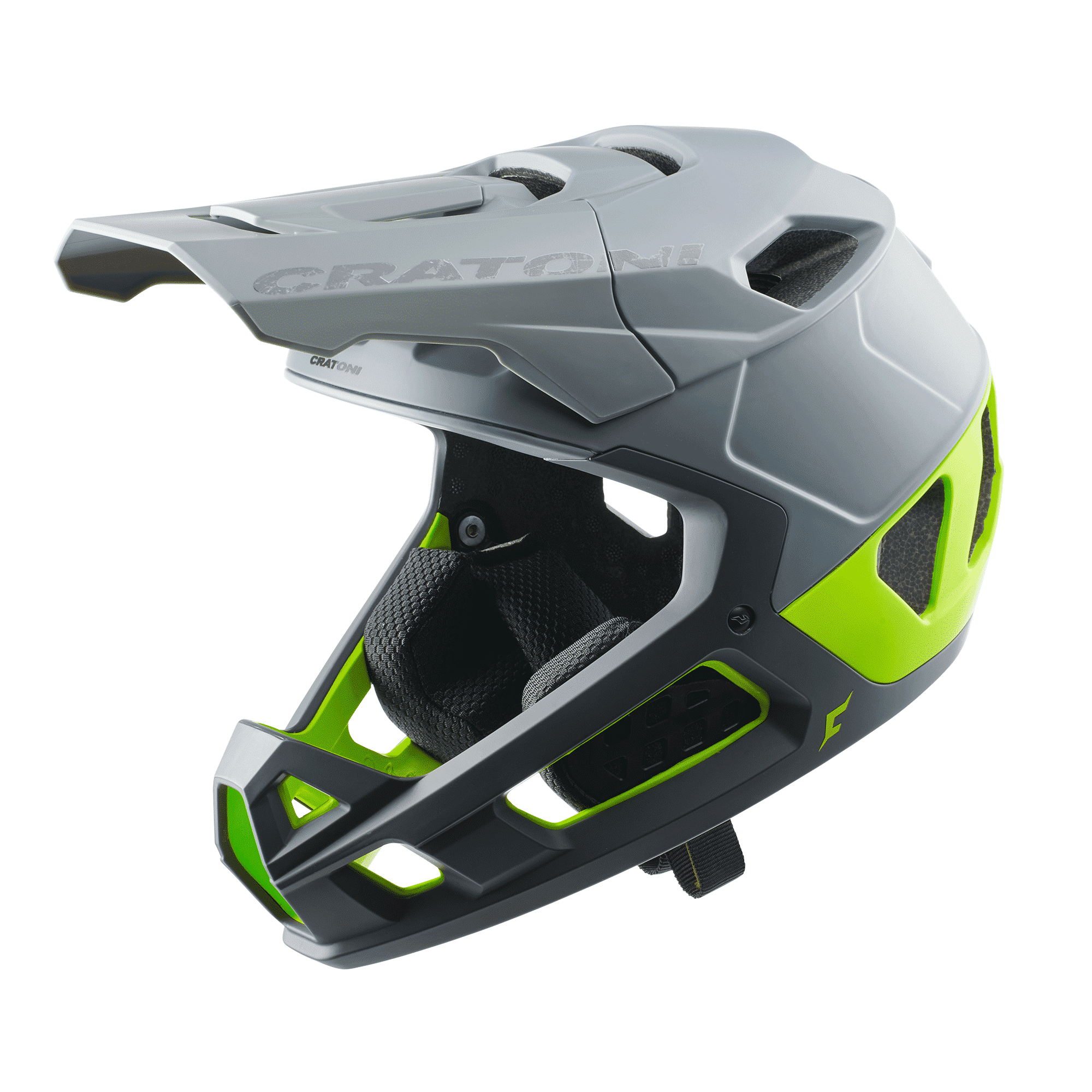 Interceptor 2.0 grey lime matt