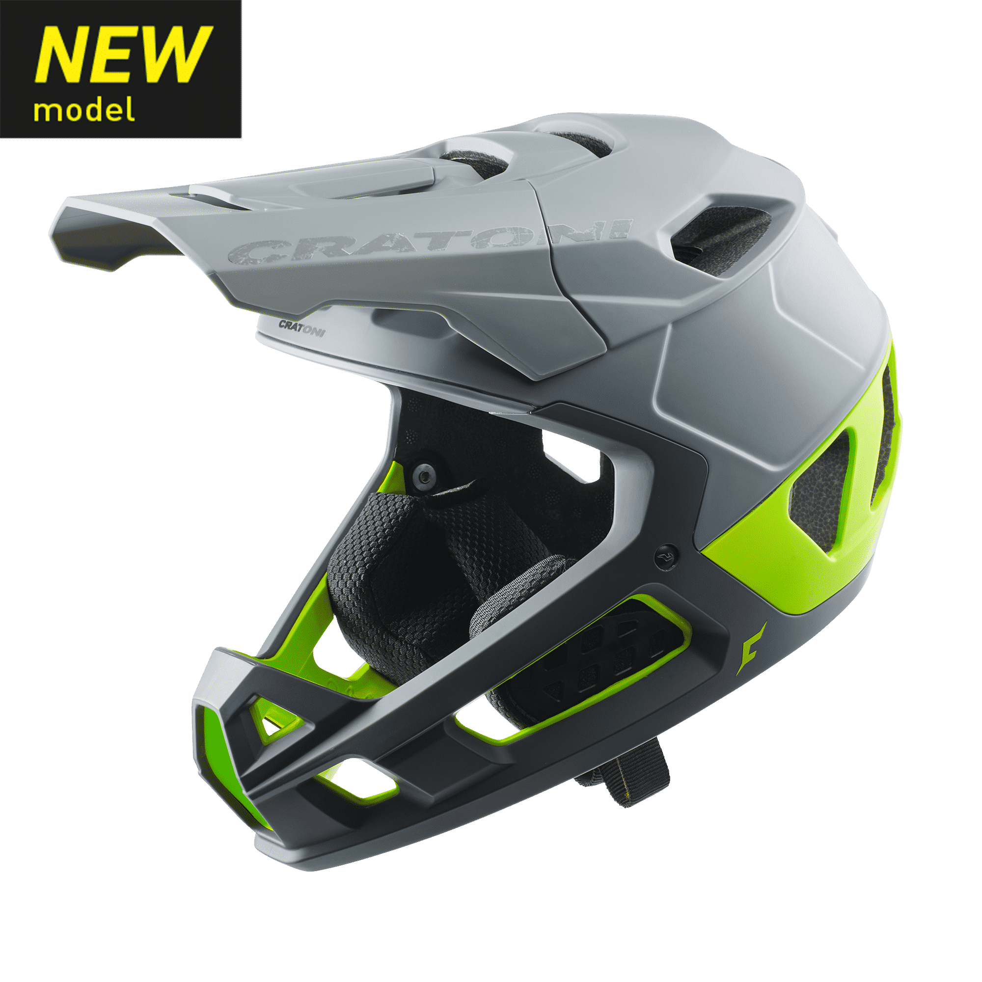 Helm Cratoni Interceptor 2.0 new model