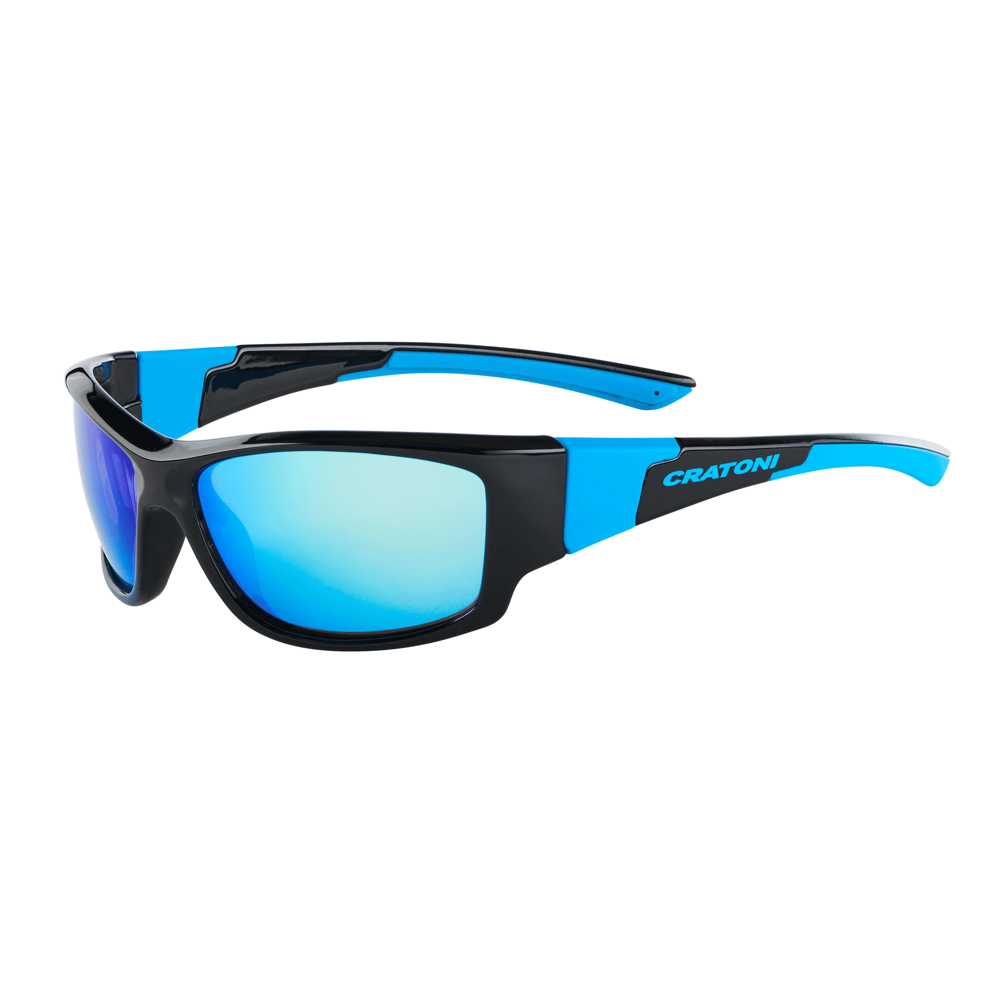 Cratoni C-Spin black-blue-glossy