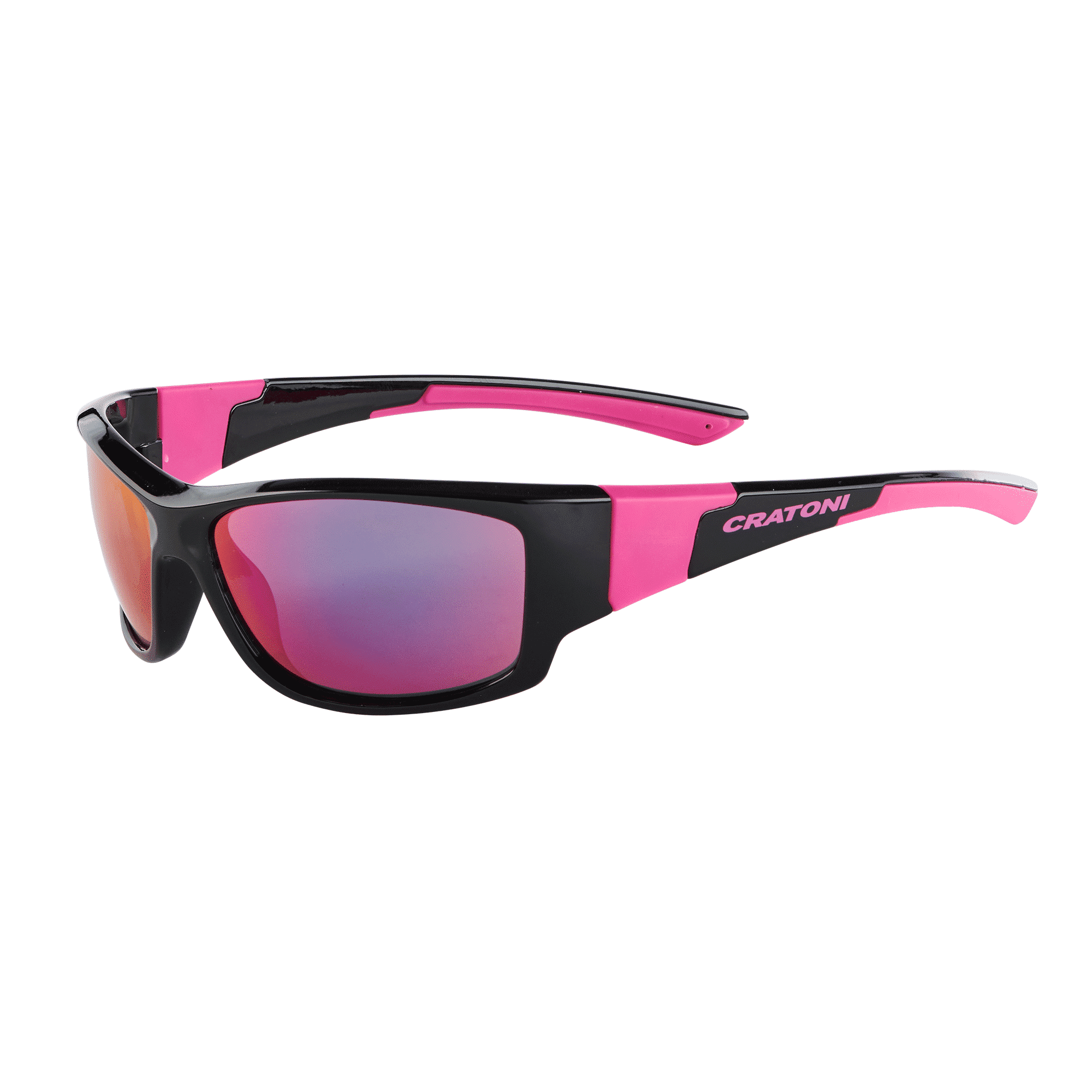 Cratoni C-Spin black-pink-glossy