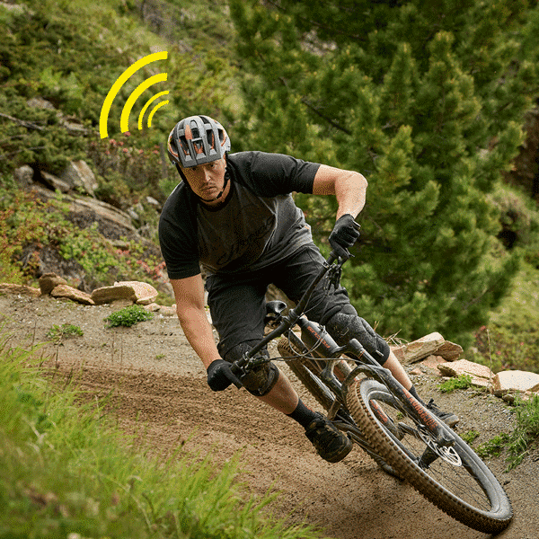 Cratoni Crash Sensor - Hilfe beim Biken